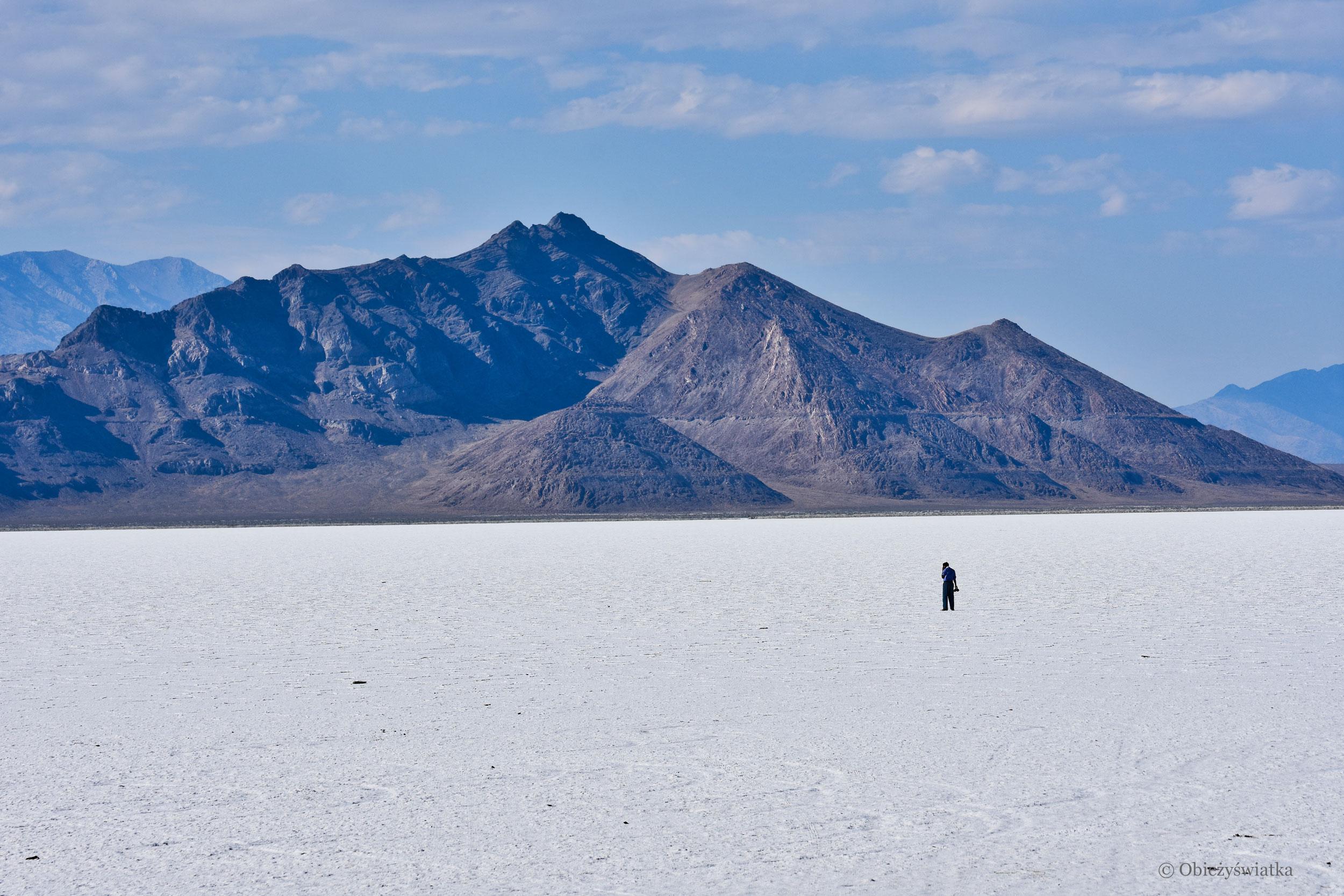 Słona pustynia, Great Salt Lake Desert
