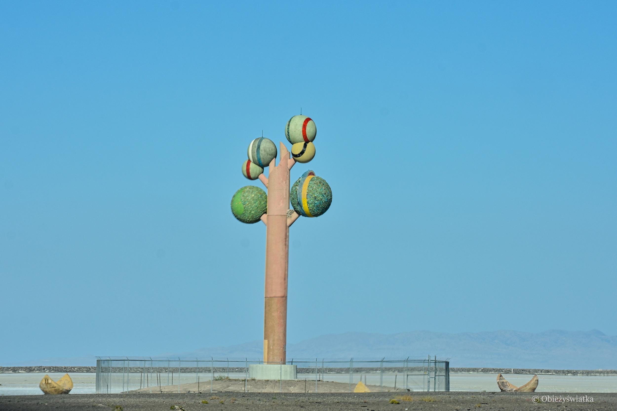 Metaphor: The Tree of Utah, Interstate 80, USA