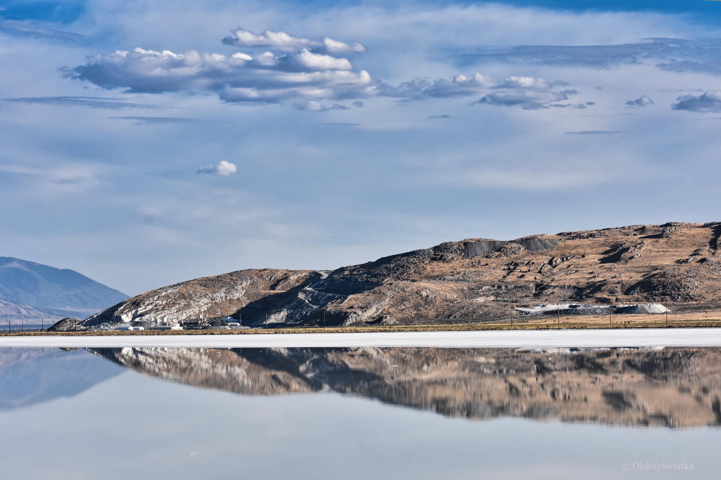 Odbicie, Great Salt Lake Desert