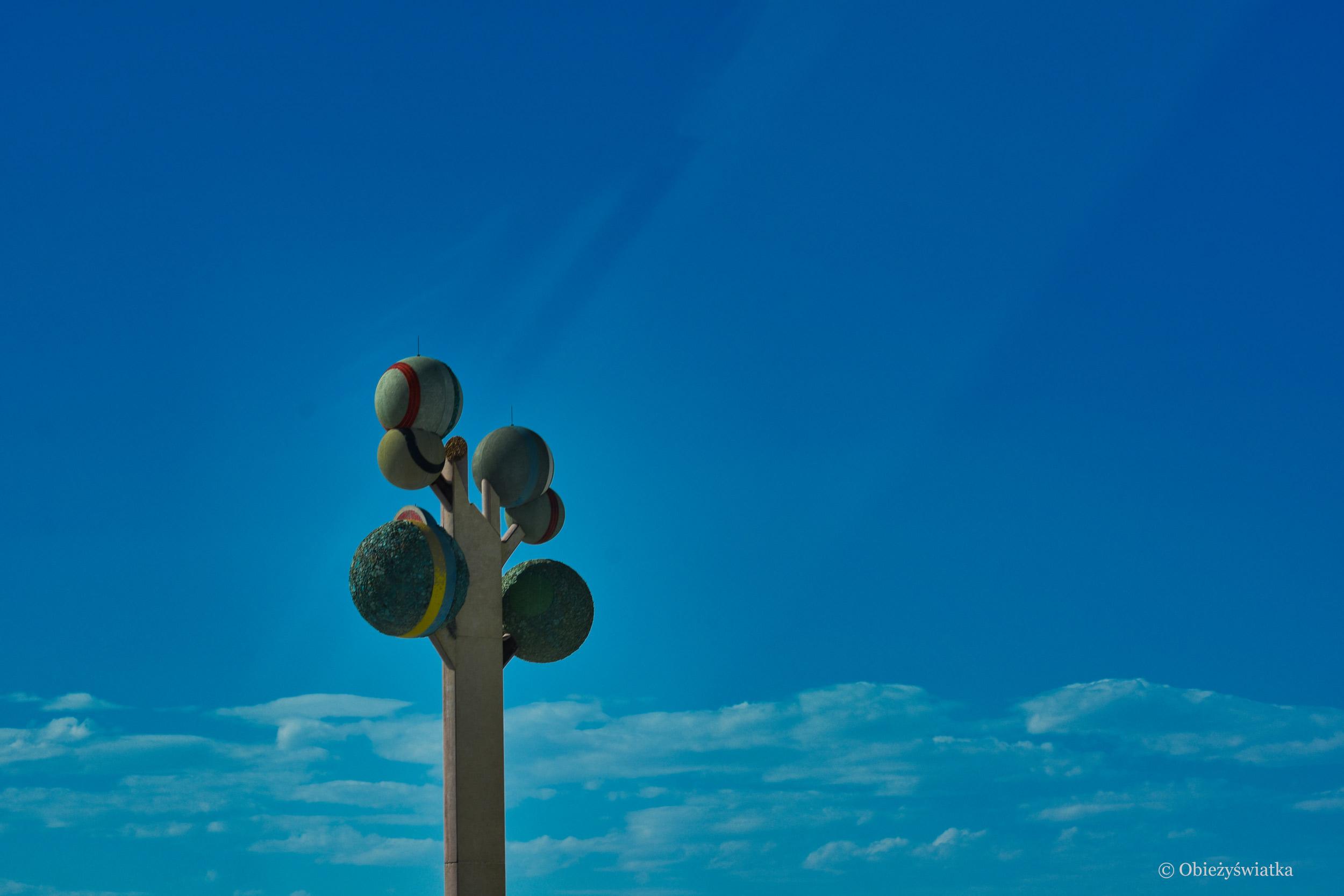 Metaphor: The Tree of Utah, Interstate 80
