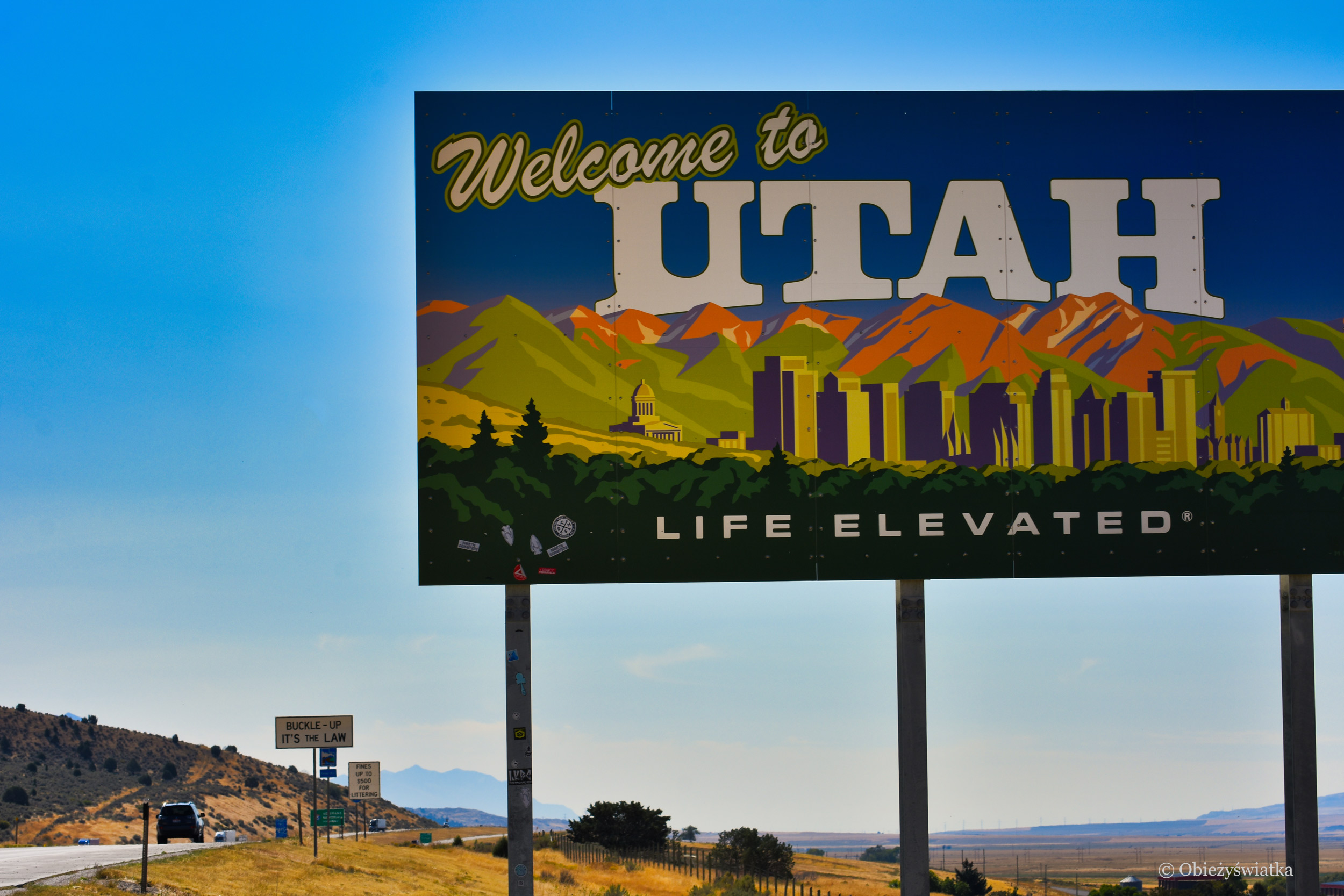 Welcome to Utah :)