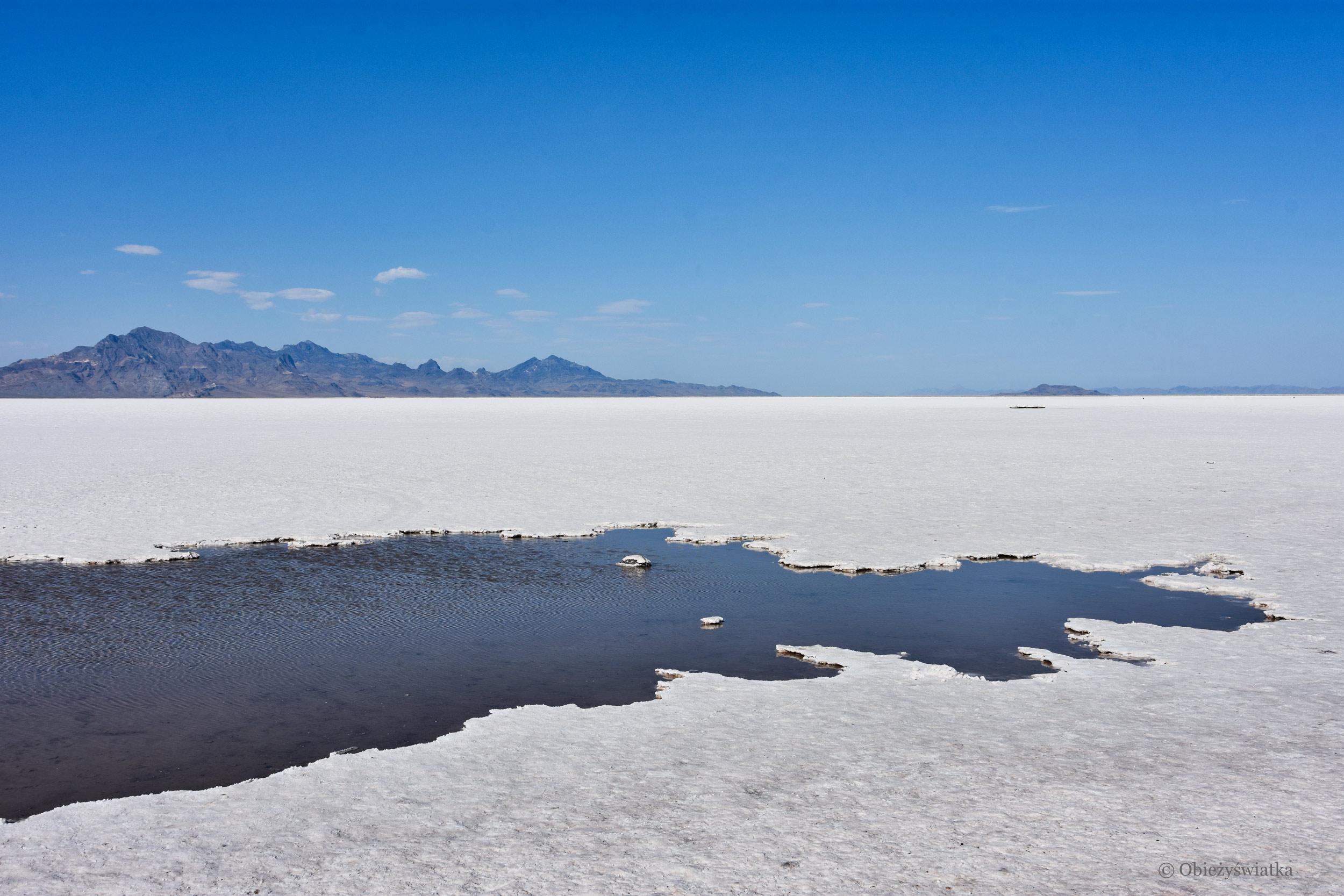 Na słonej pustyni, Great Salt Lake Desert