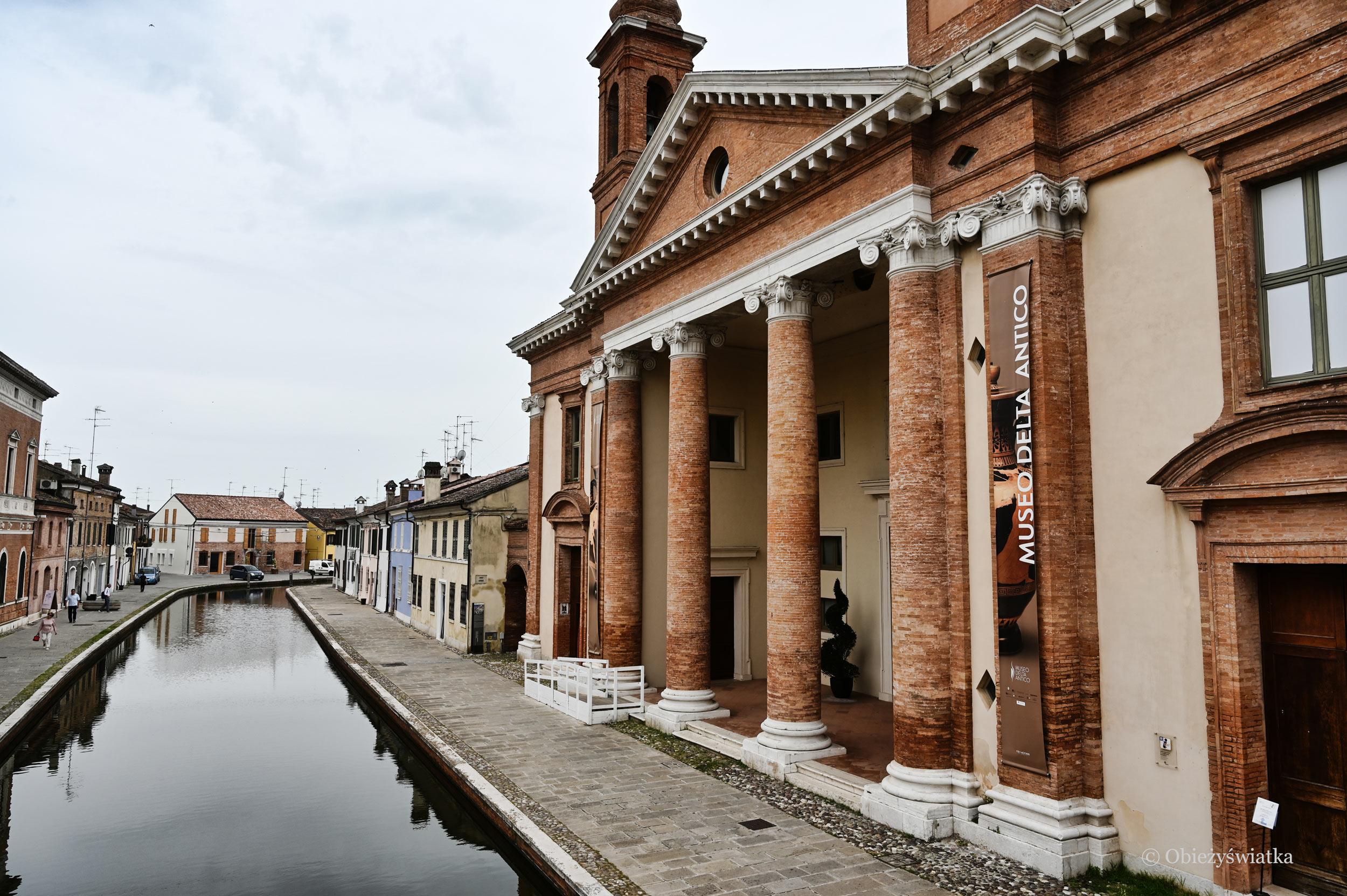 Muzeum w Comacchio