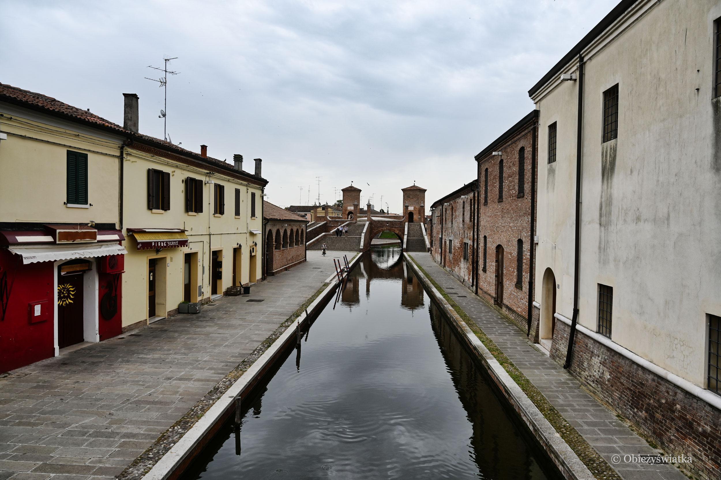 Comacchio, Włochy