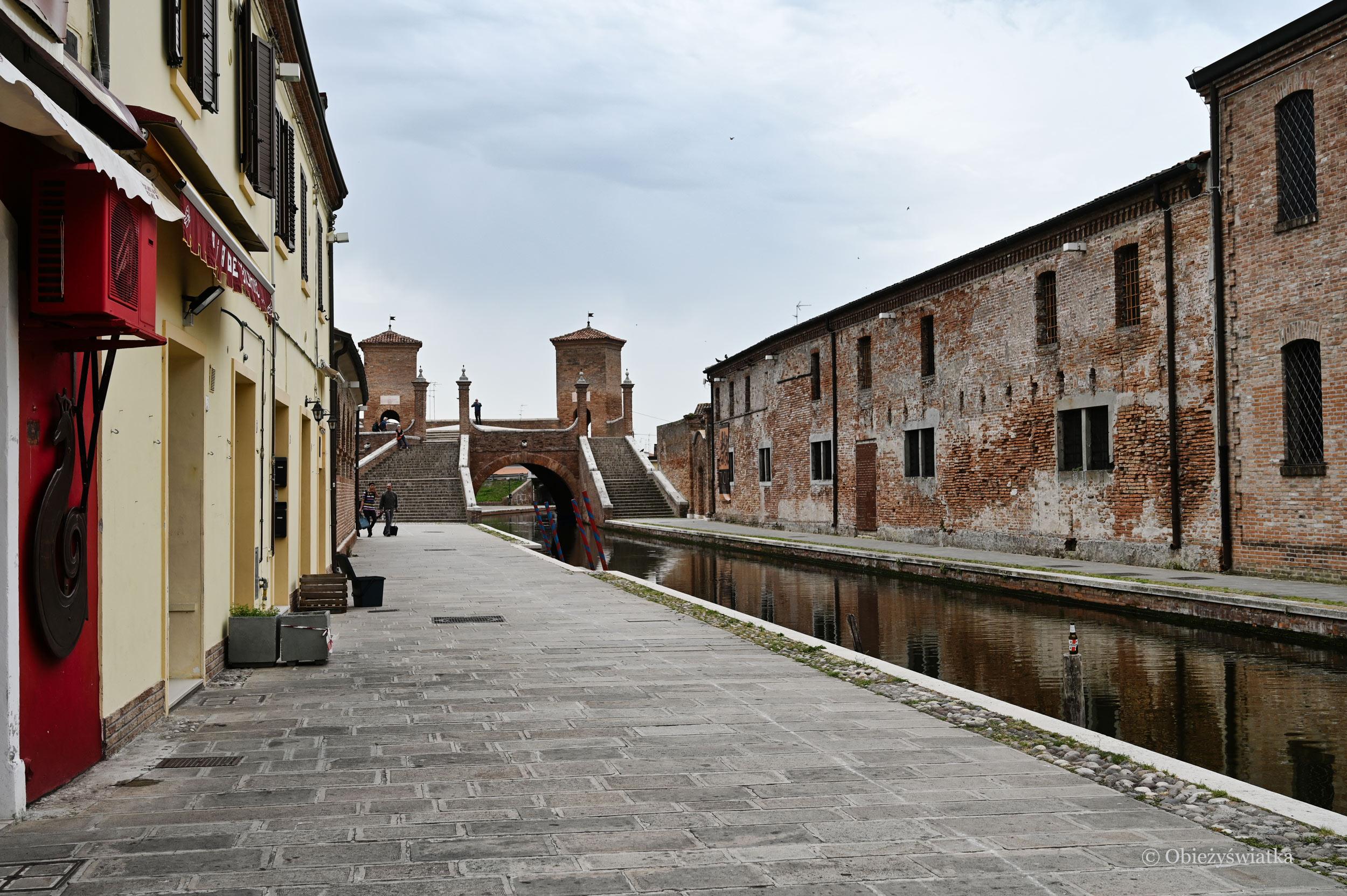 W Comacchio, Włochy