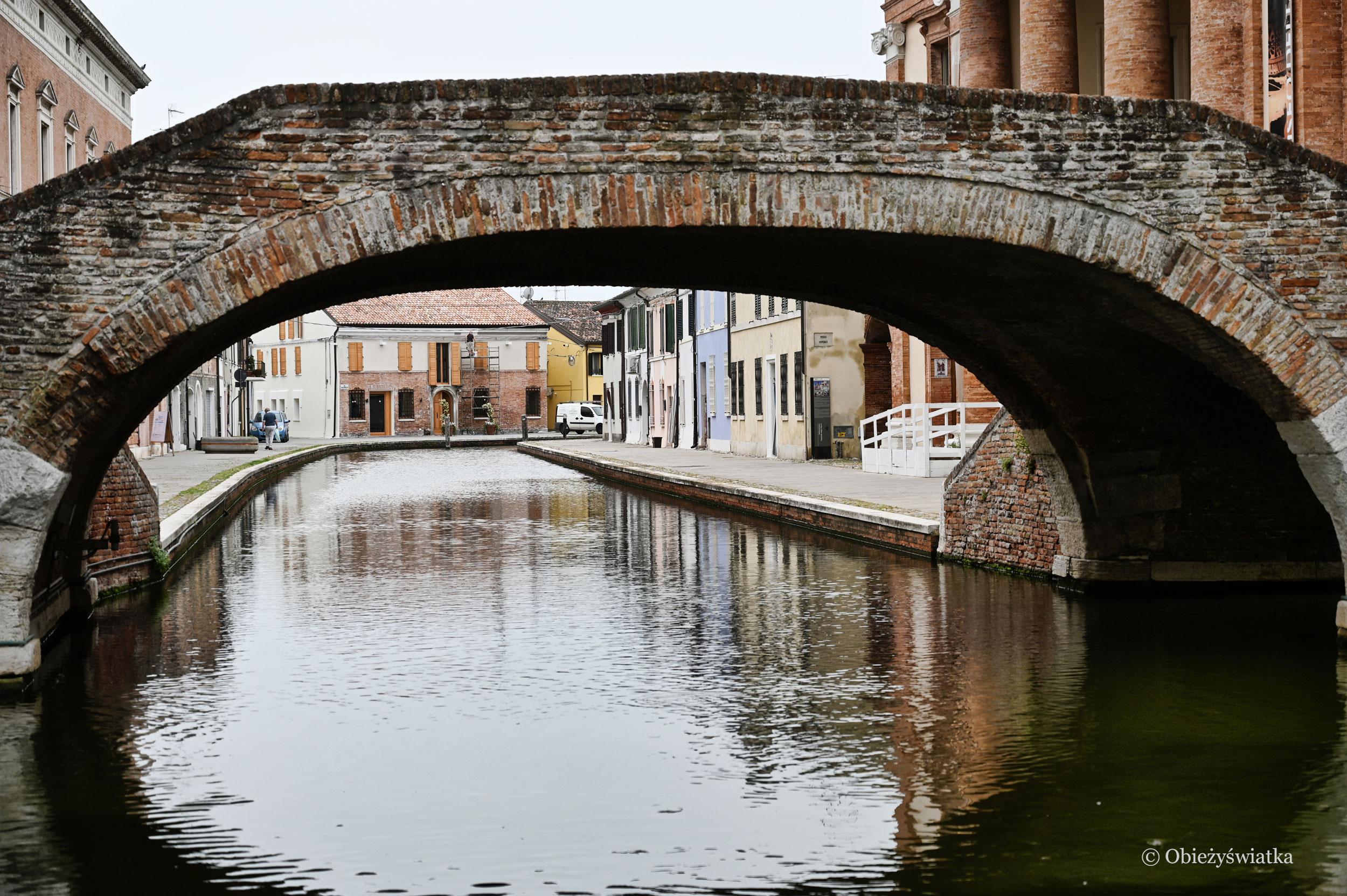 Comacchio - Ponte degli Sbirri