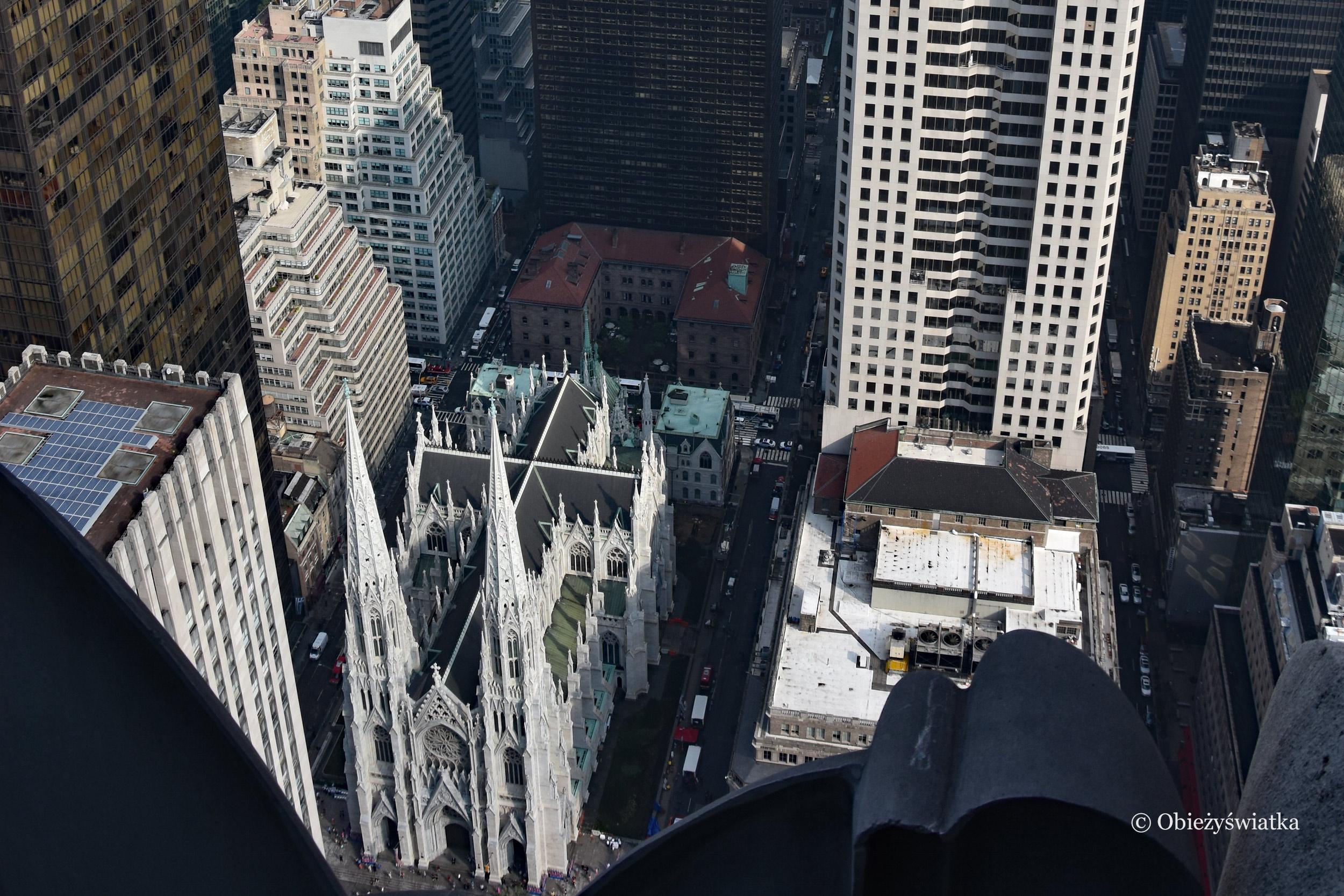 Katedra św. Patryka na Manhattanie