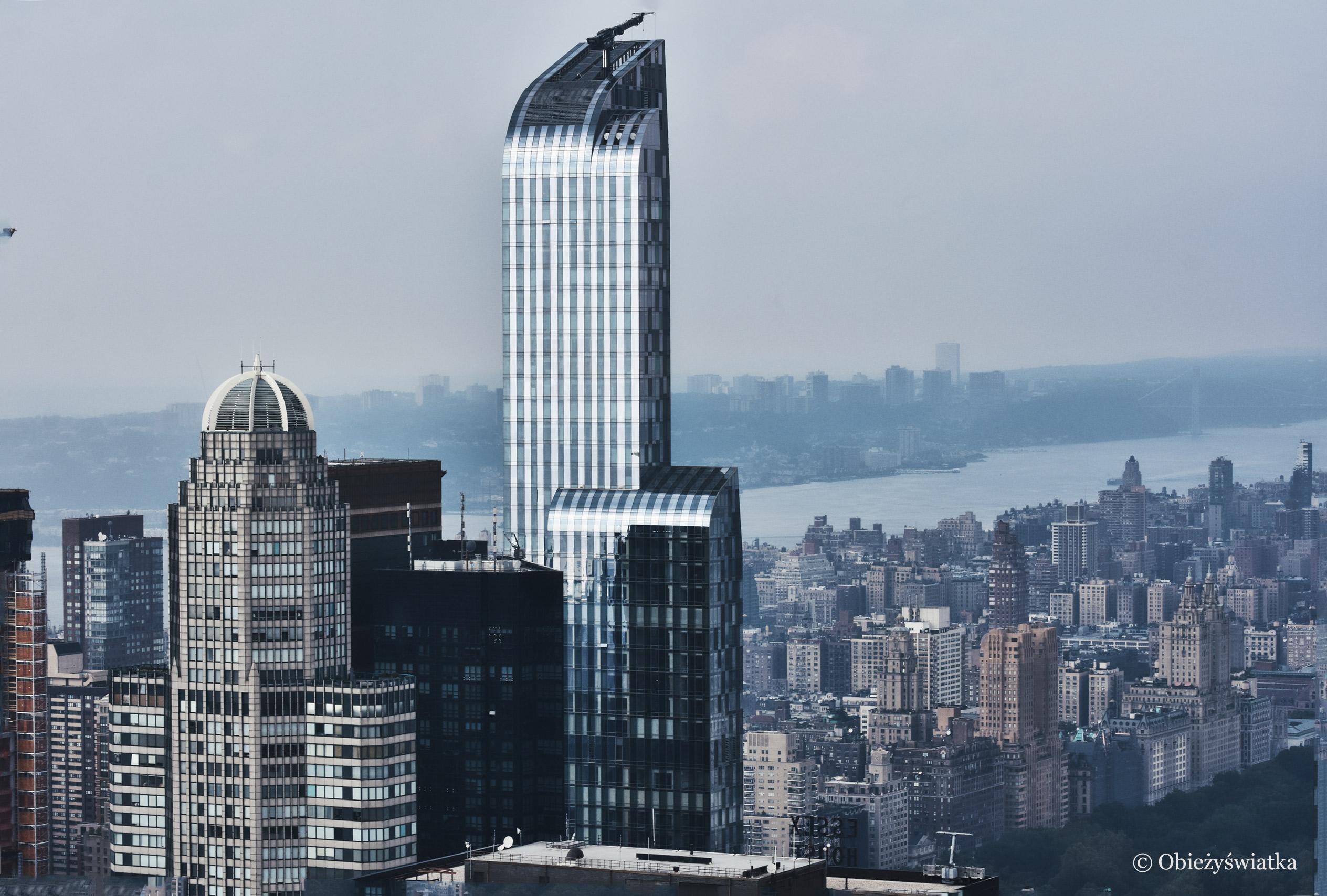 Wieżowiec One57, Nowy Jork