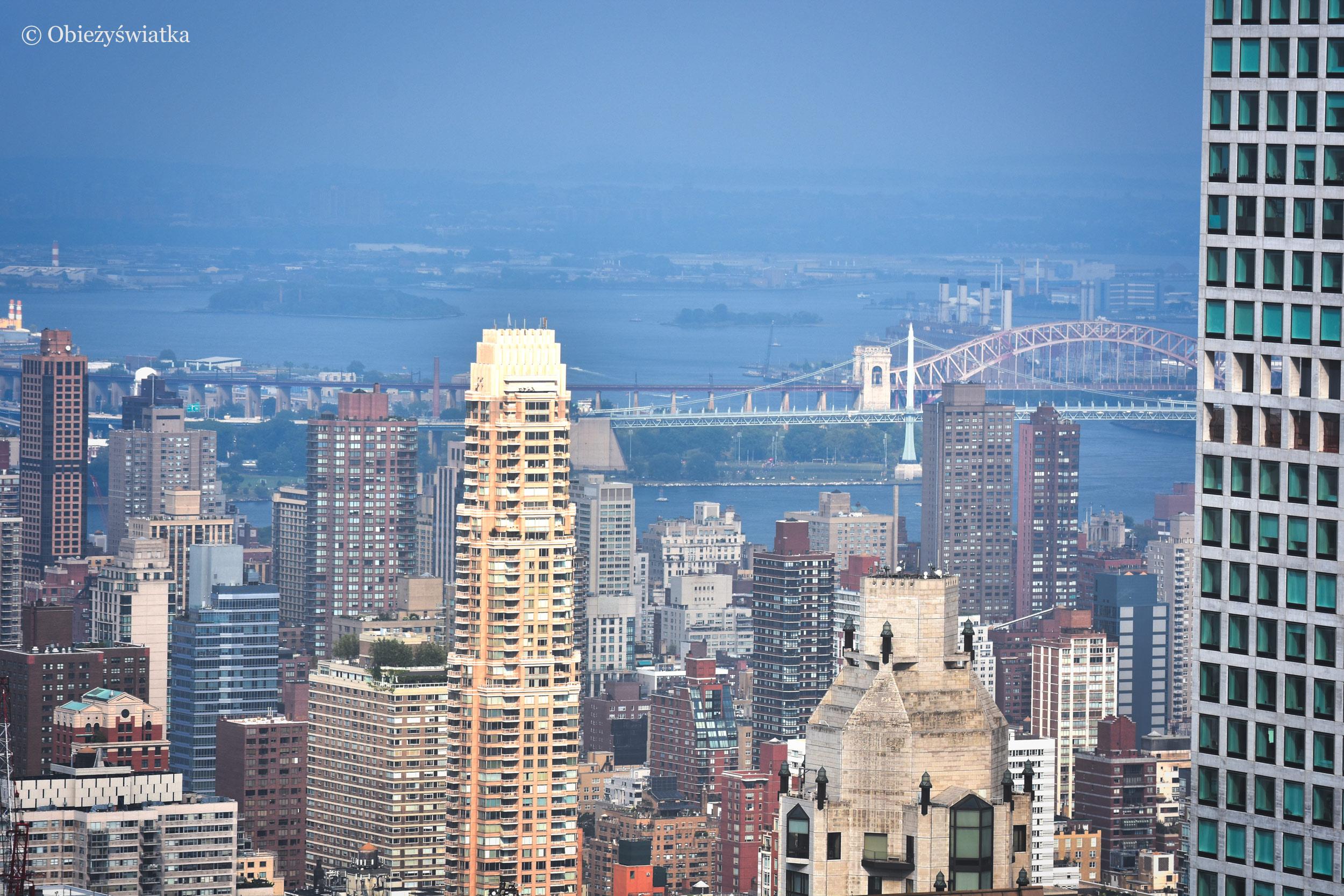 Nowy Jork w słońcu