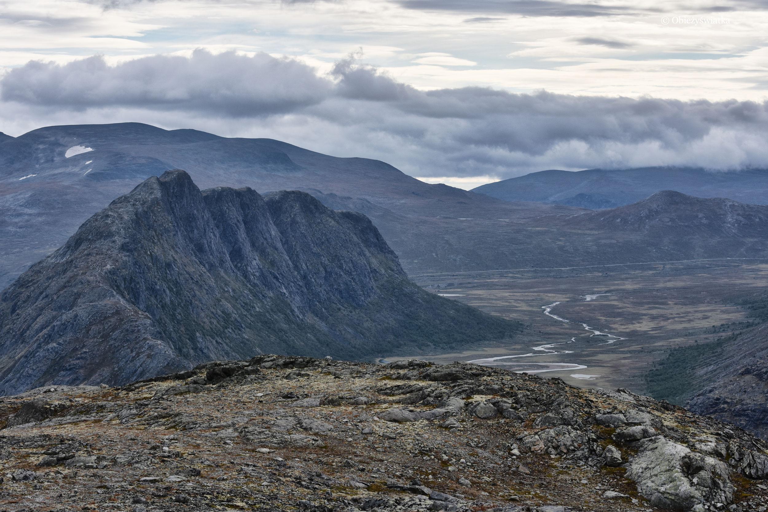 Jotunheimen, Besseggen, Norwegia
