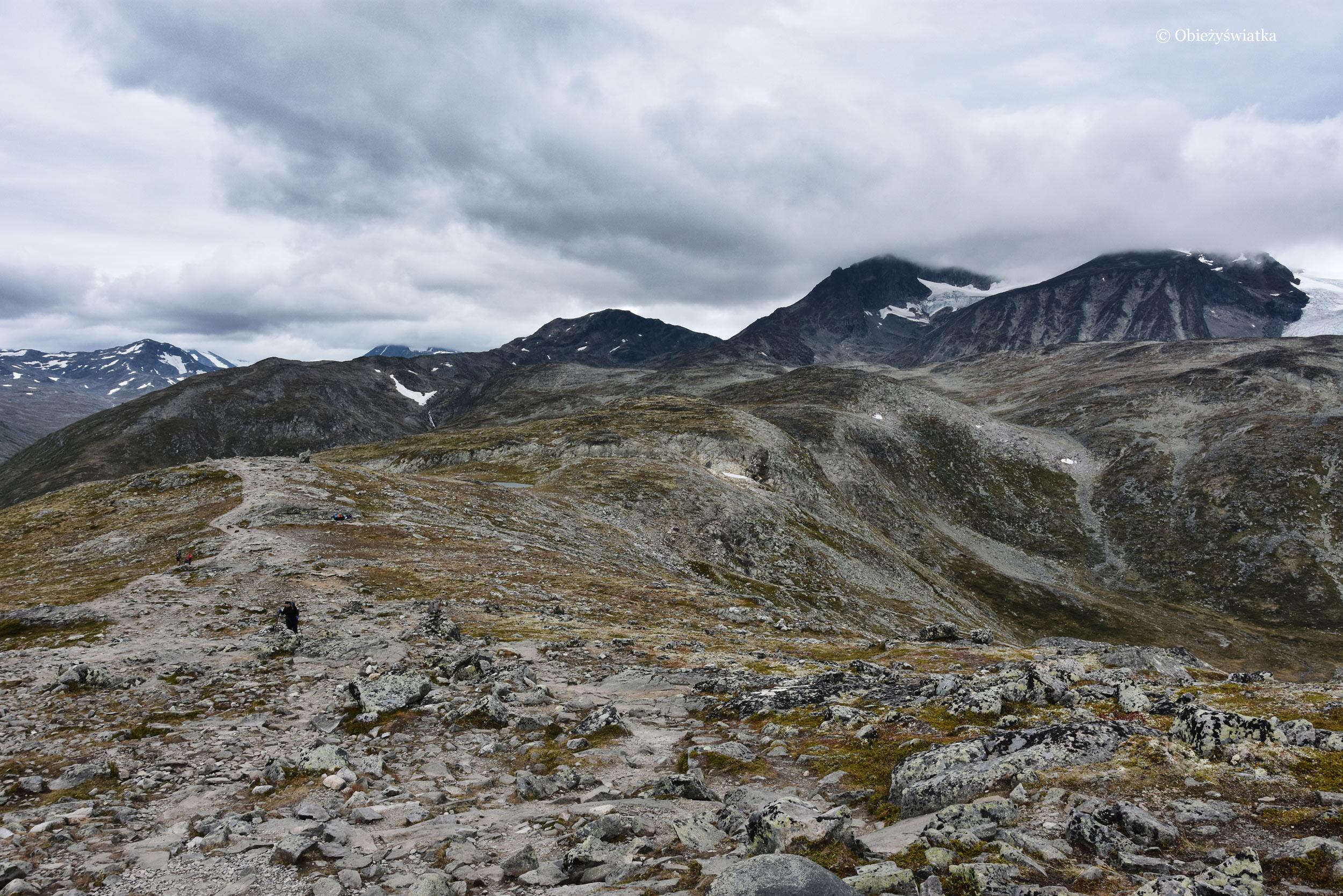 Na szlaku - Besseggen, Norwegia