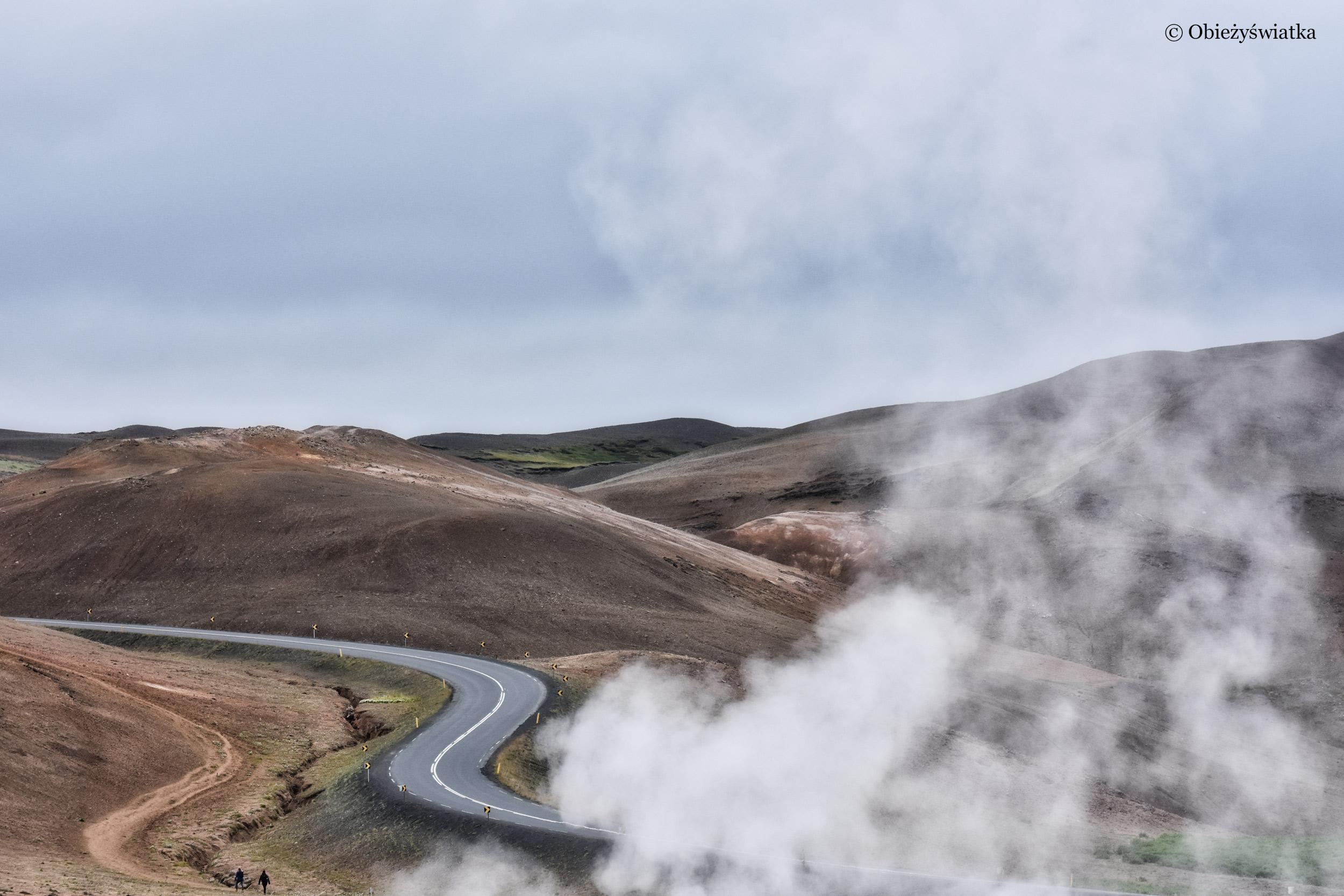 W królestwie wulkanów, ognia i lodu - Islandia