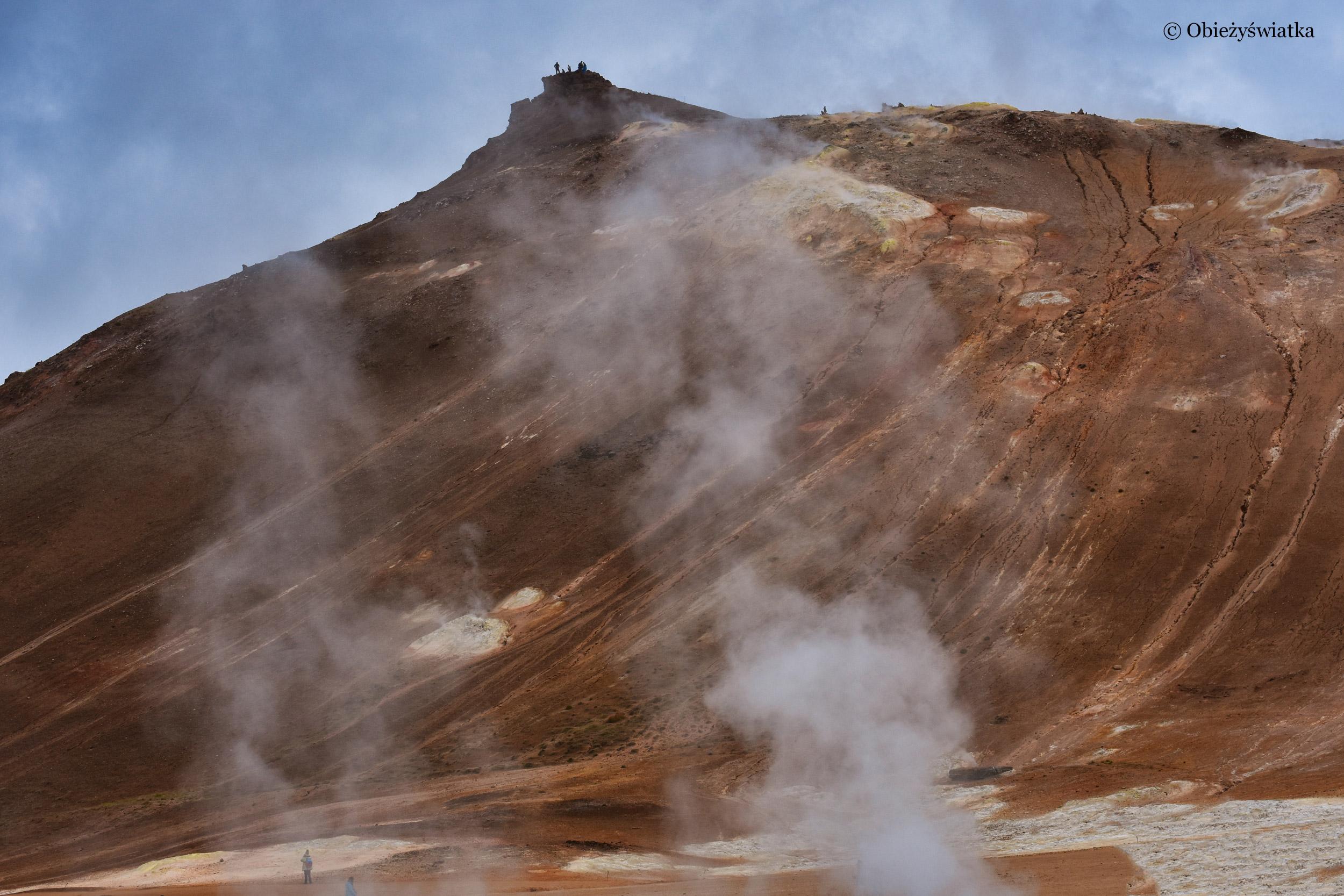 Lawa, wulkany, fumarole