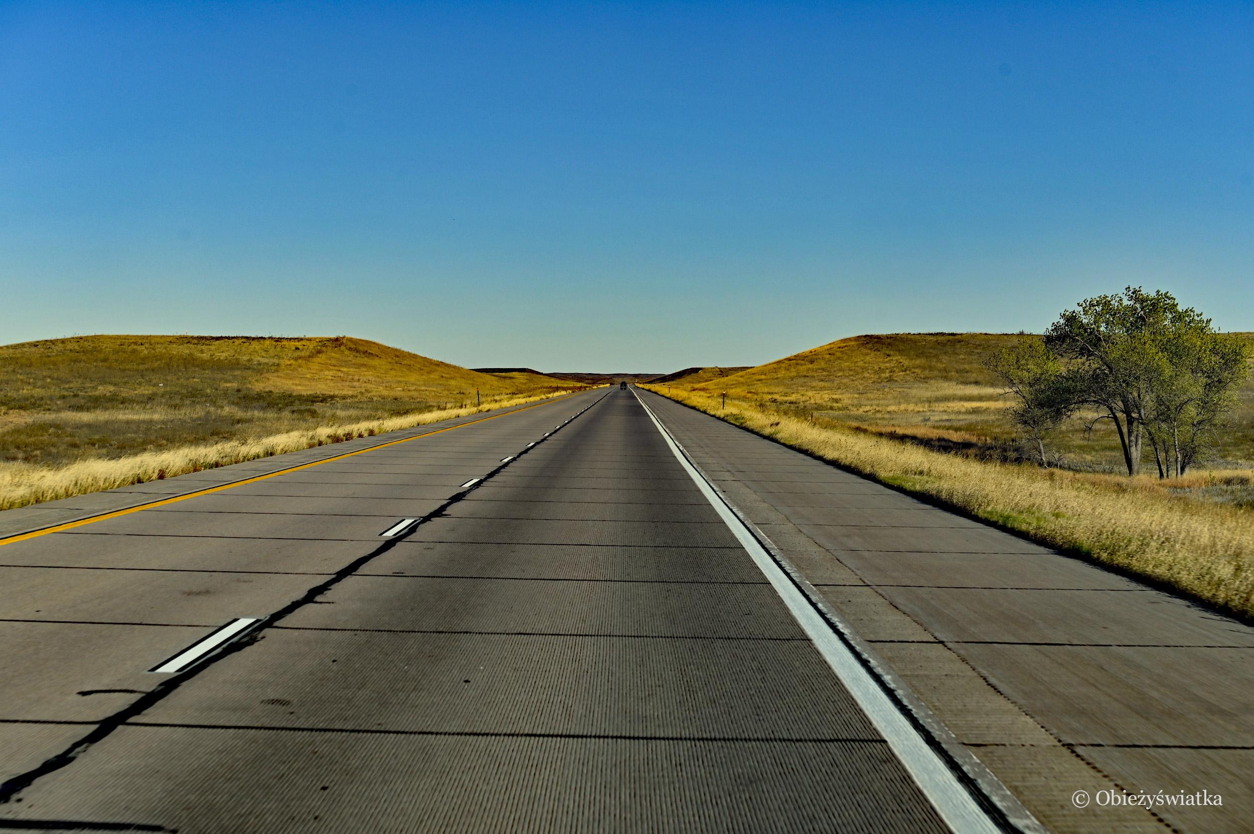 Jadąc przez Nebraskę