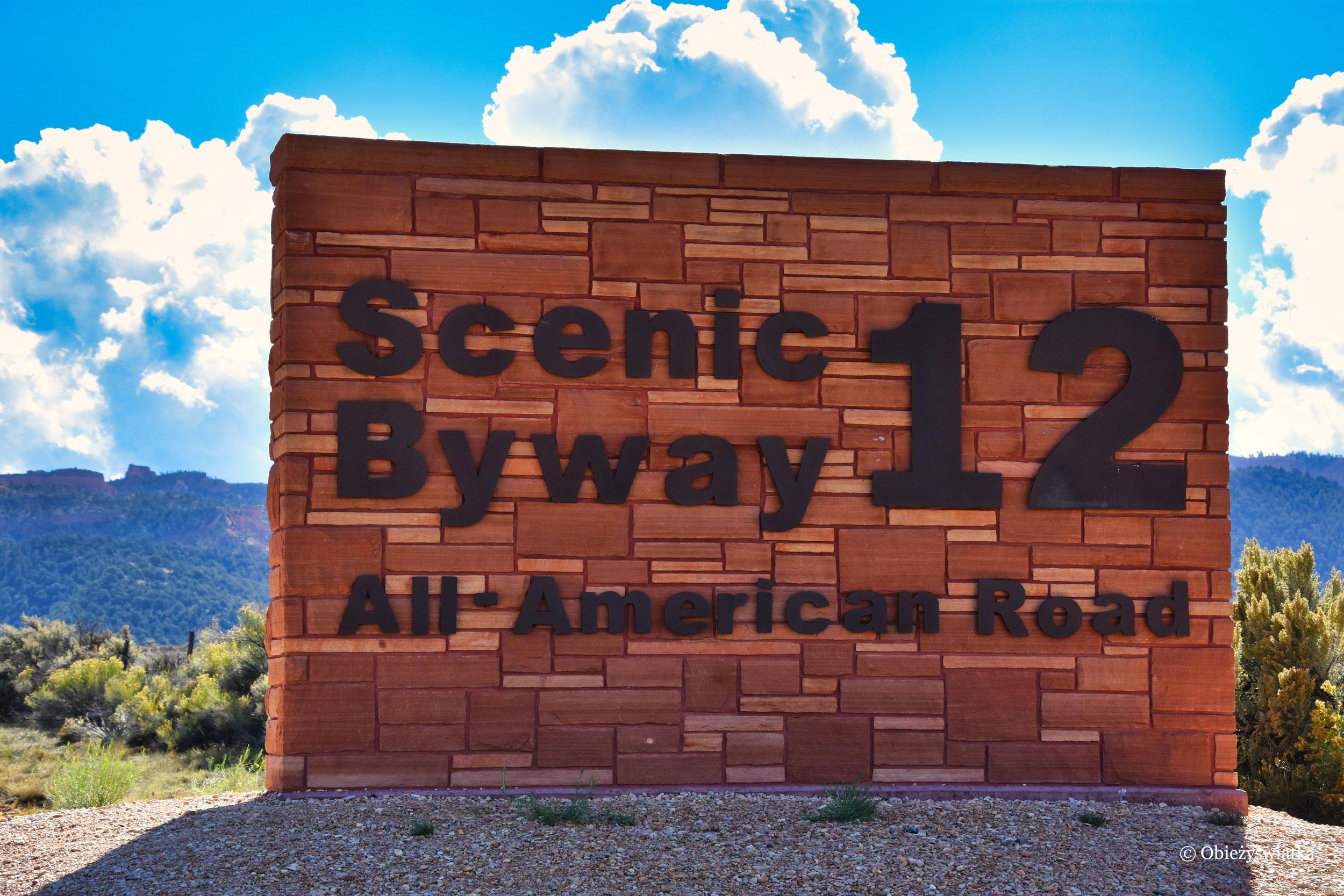 Highway 12 - Scenic Byway, Utah