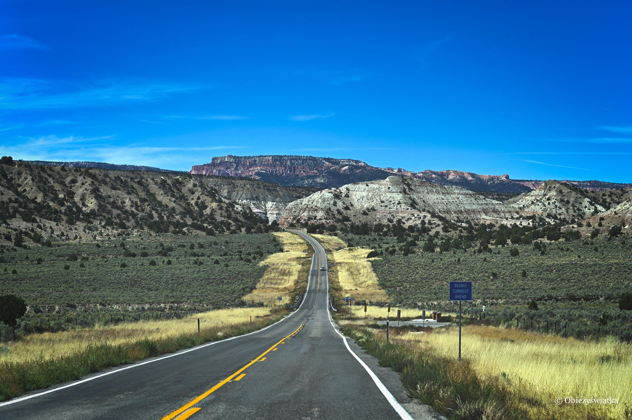 Scenic Byway - Highway 12, Utah