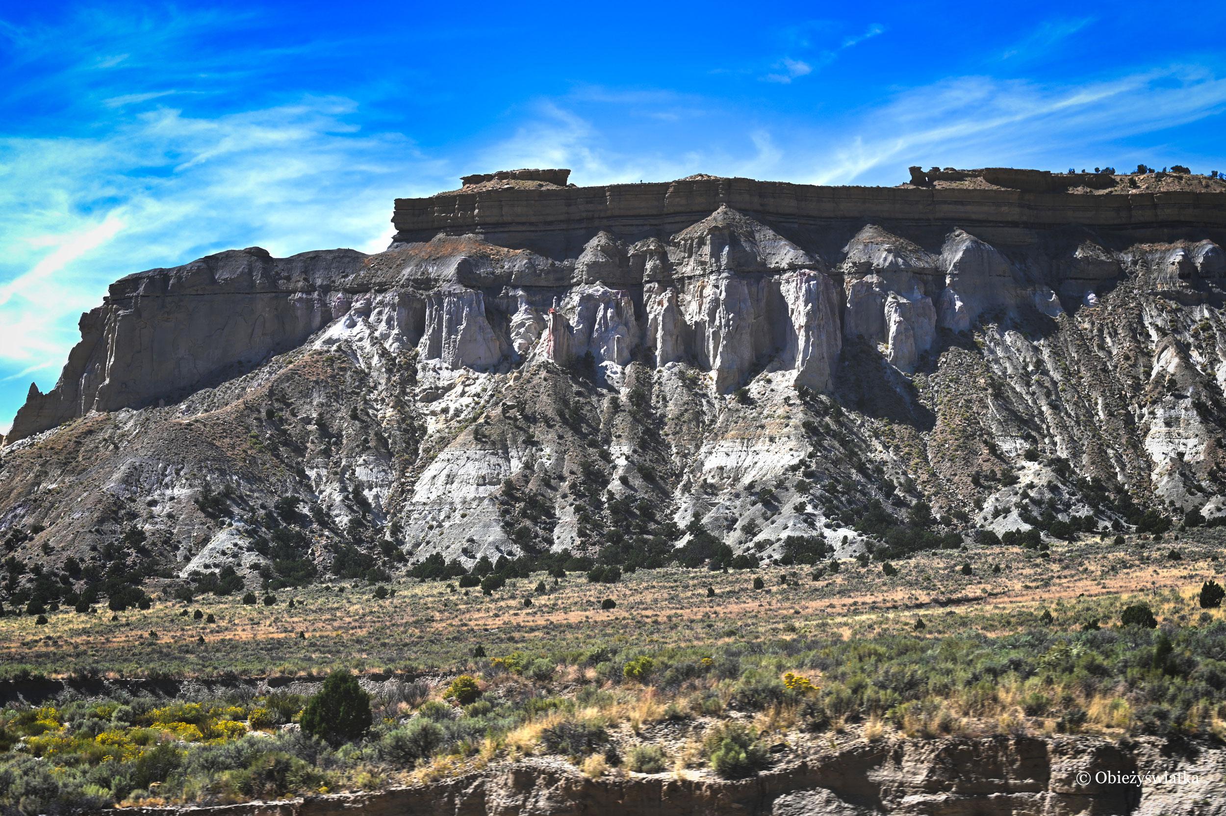 Skały, skały, skały... Highway 12, Utah