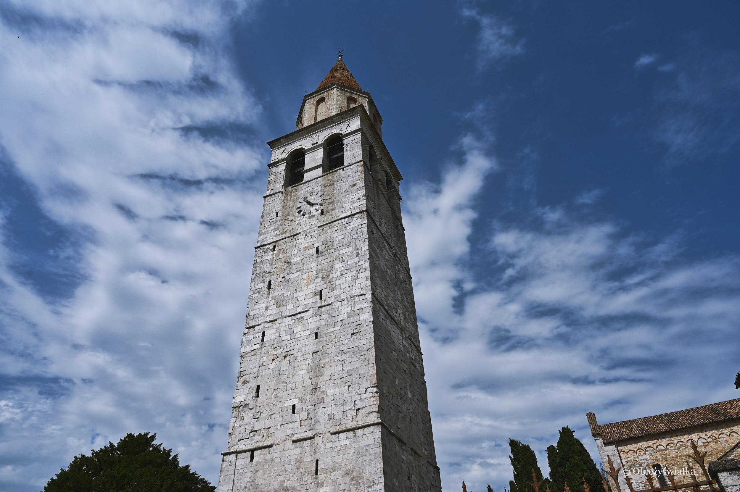 Wieża Bazyliki w Akwilei