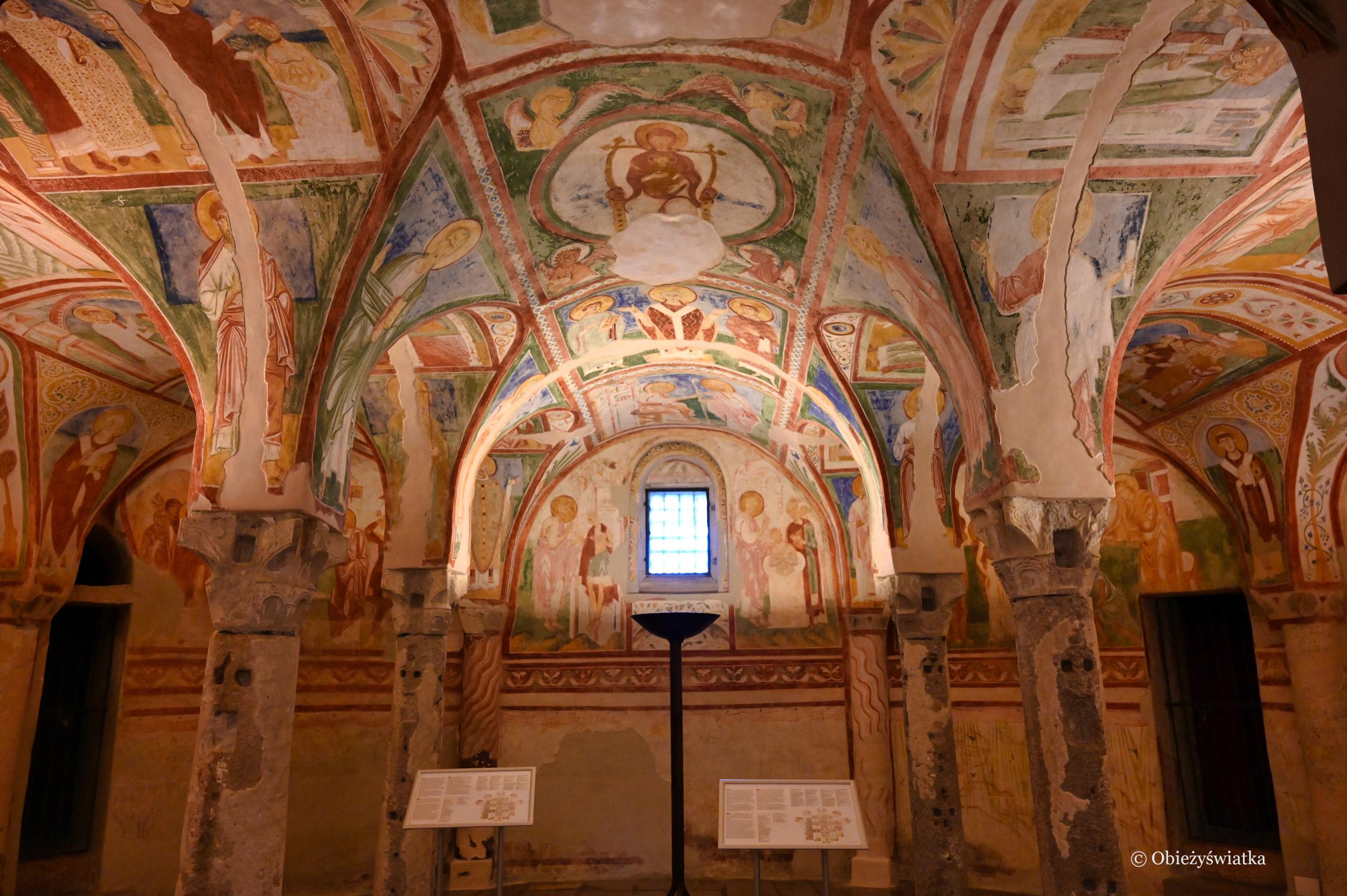 Kaplica Fresków w Bazylice w Akwilei, Włochy