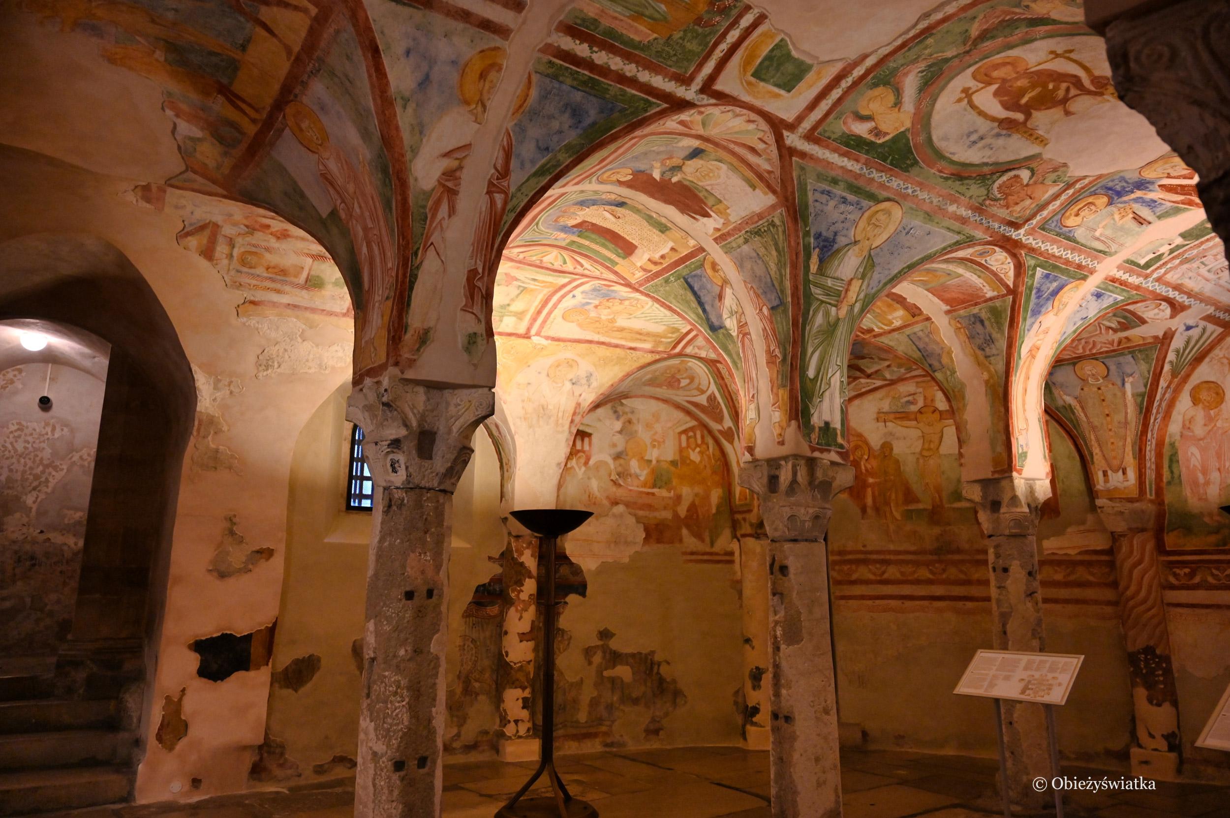 W Kaplicy Fresków, Akwileja