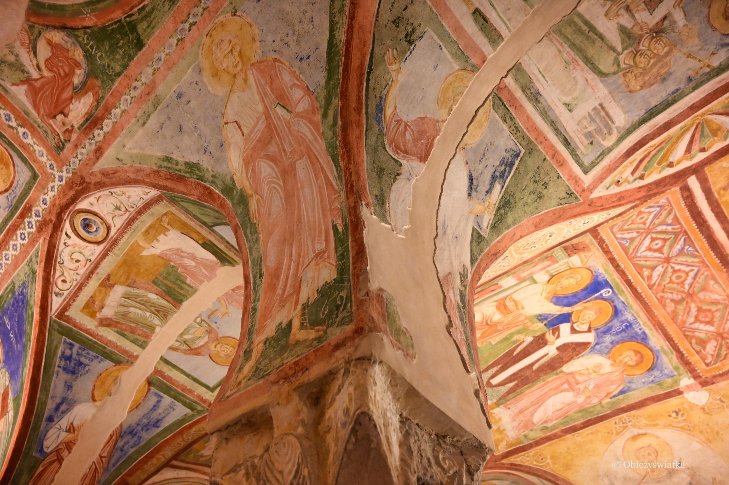 Zbliżenia - Kaplica Fresków, Akwileja