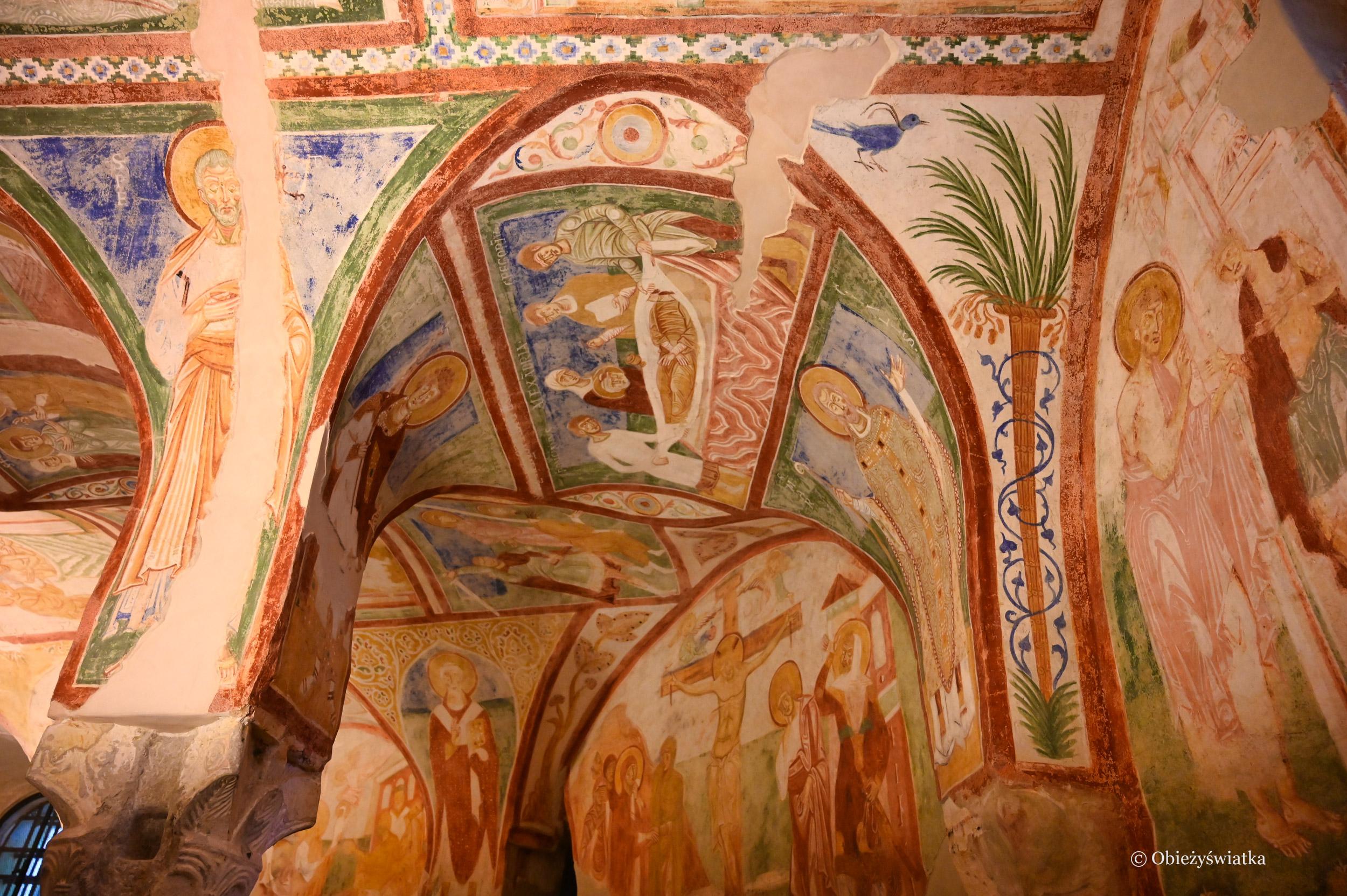 Kolorowe Freski, Kaplica Fresków w Akwilei