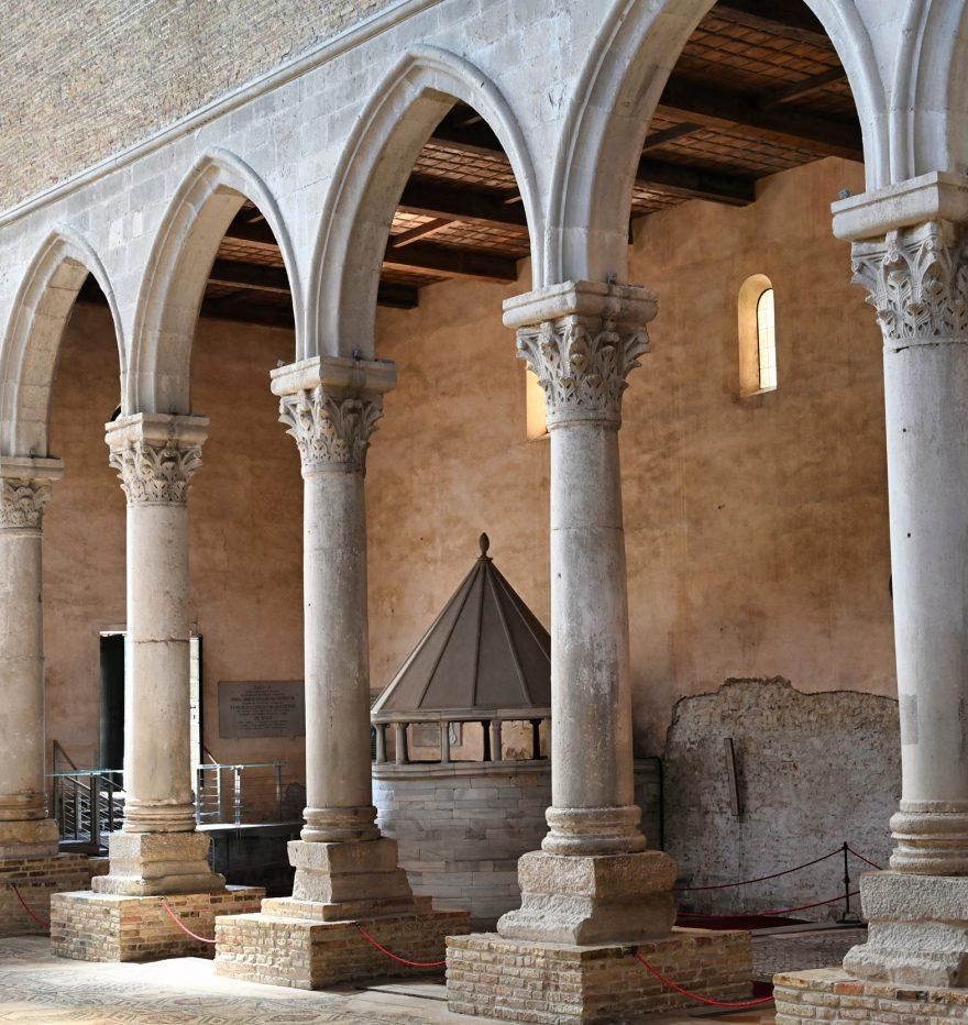 Bazylika w Akwilei, Włochy