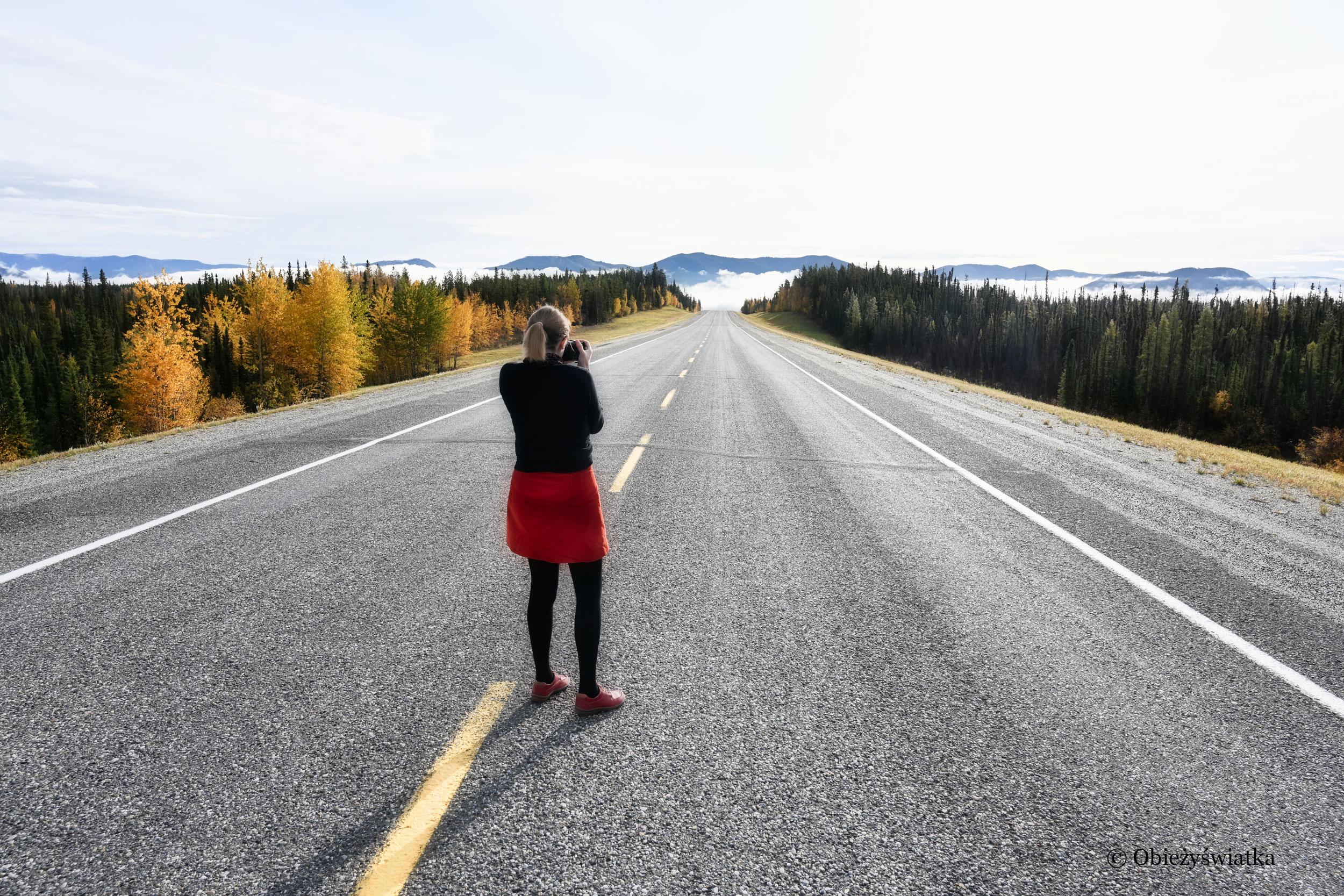 Kanada - Alaska Highway