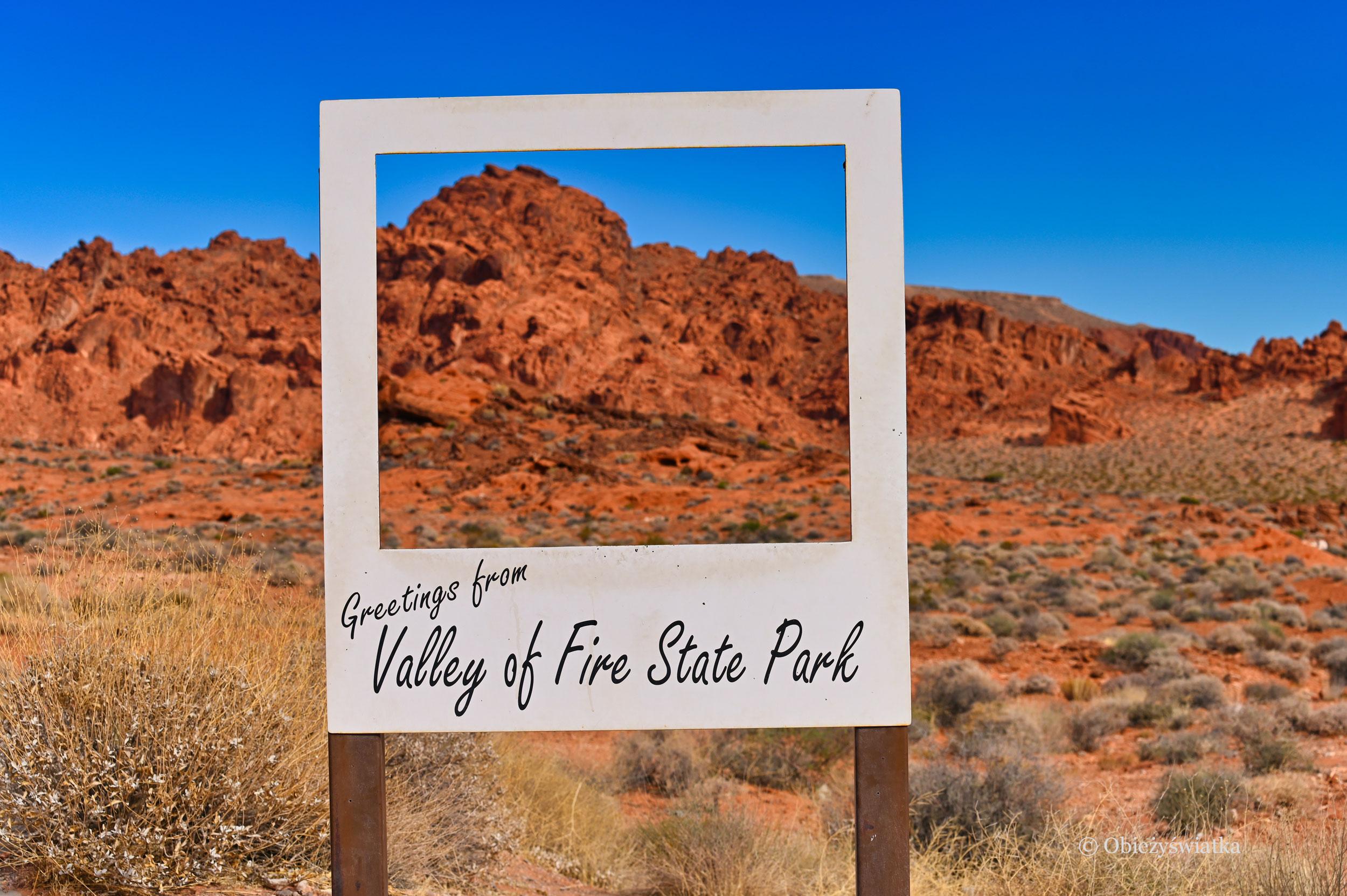 Pomysłowo - Valley of Fire