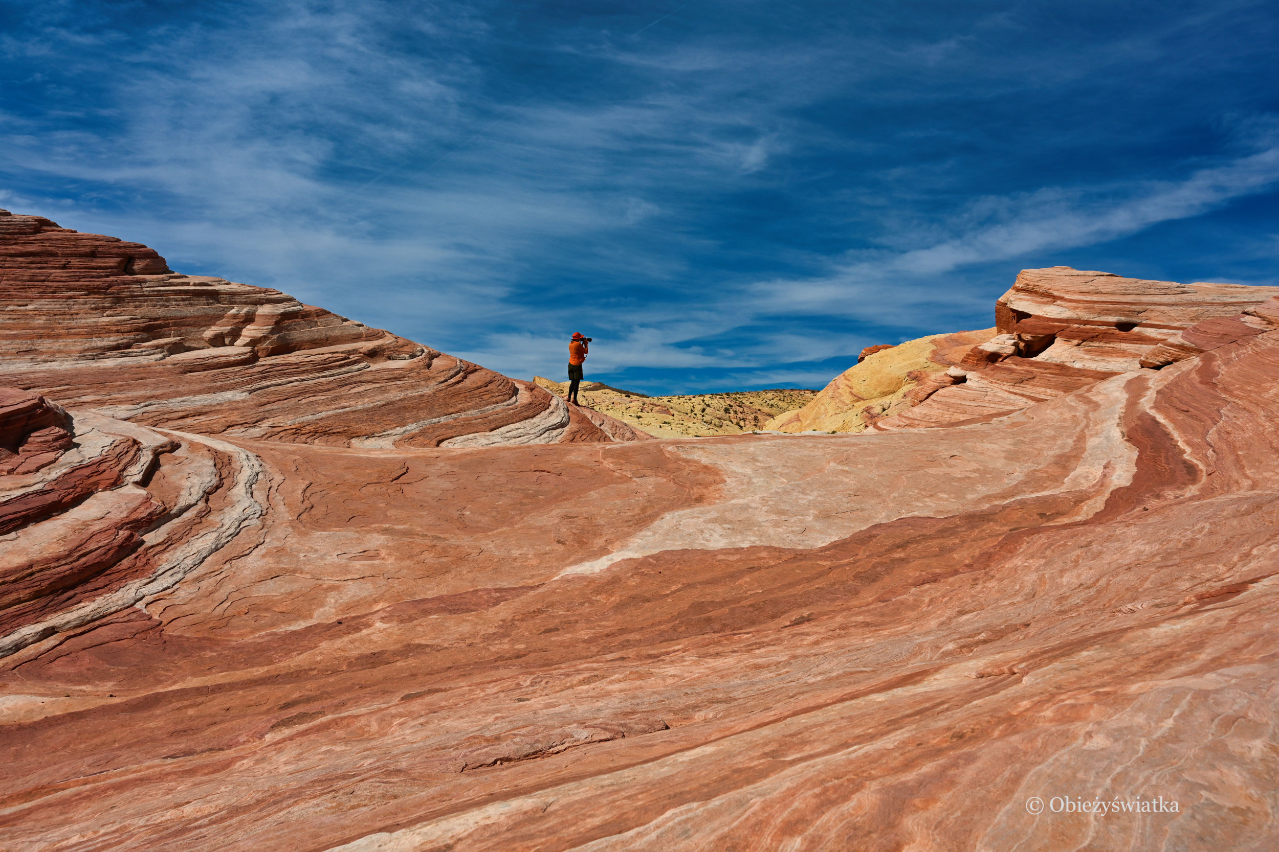Valley of Fire / Dolina Ognia