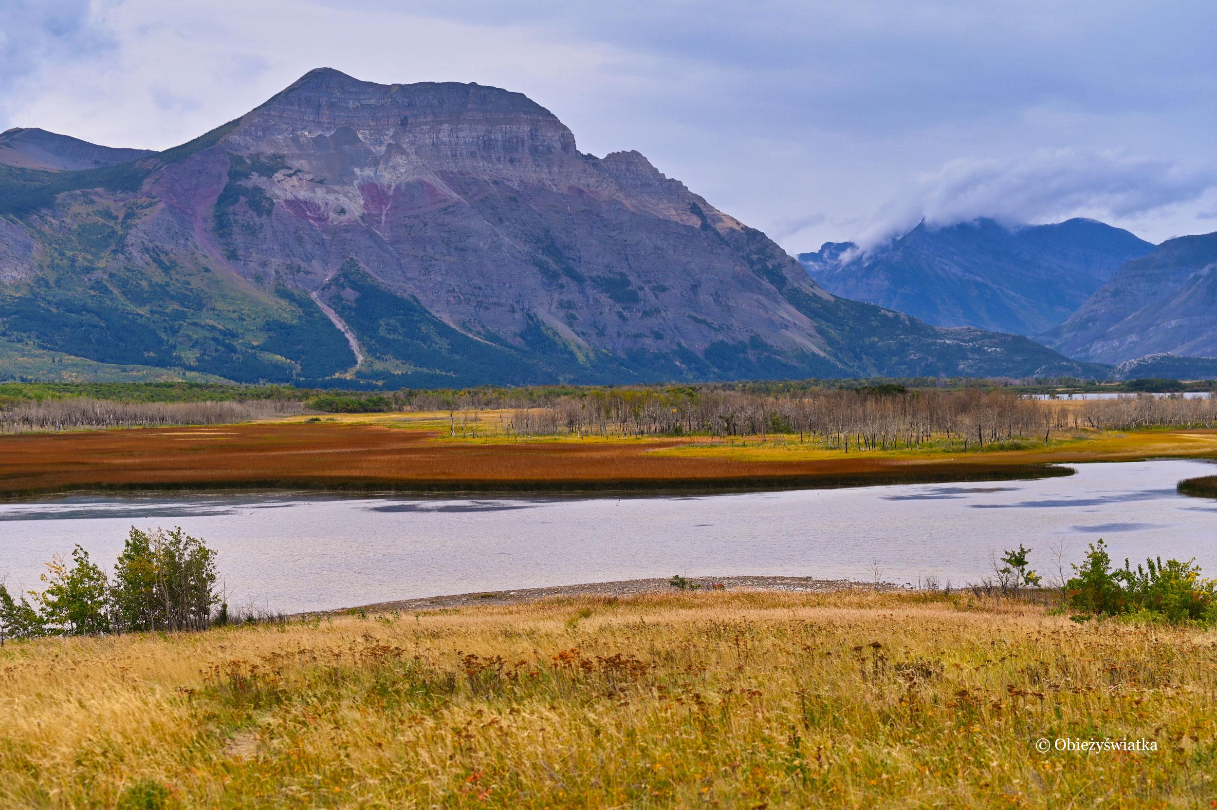 Góry i mokradła, Maskinonge Lake