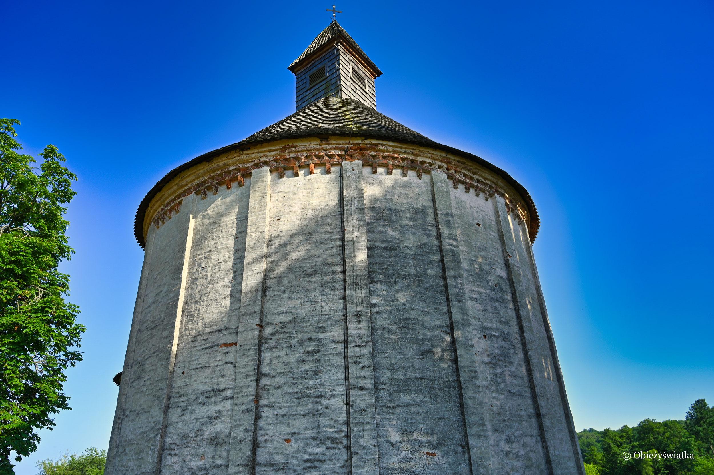 Romańska budowla w Selo, Słowenia