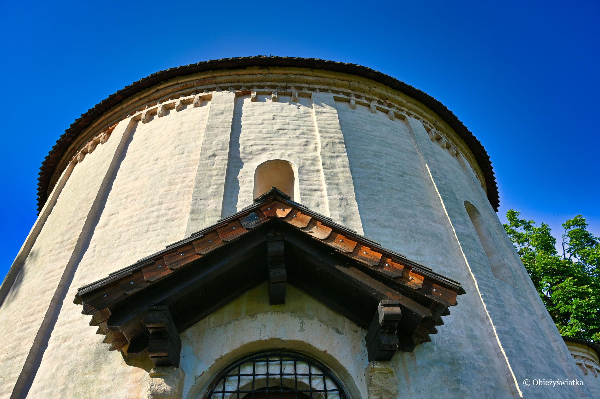 Wejście - Rotunda św. Mikołaja, Selo