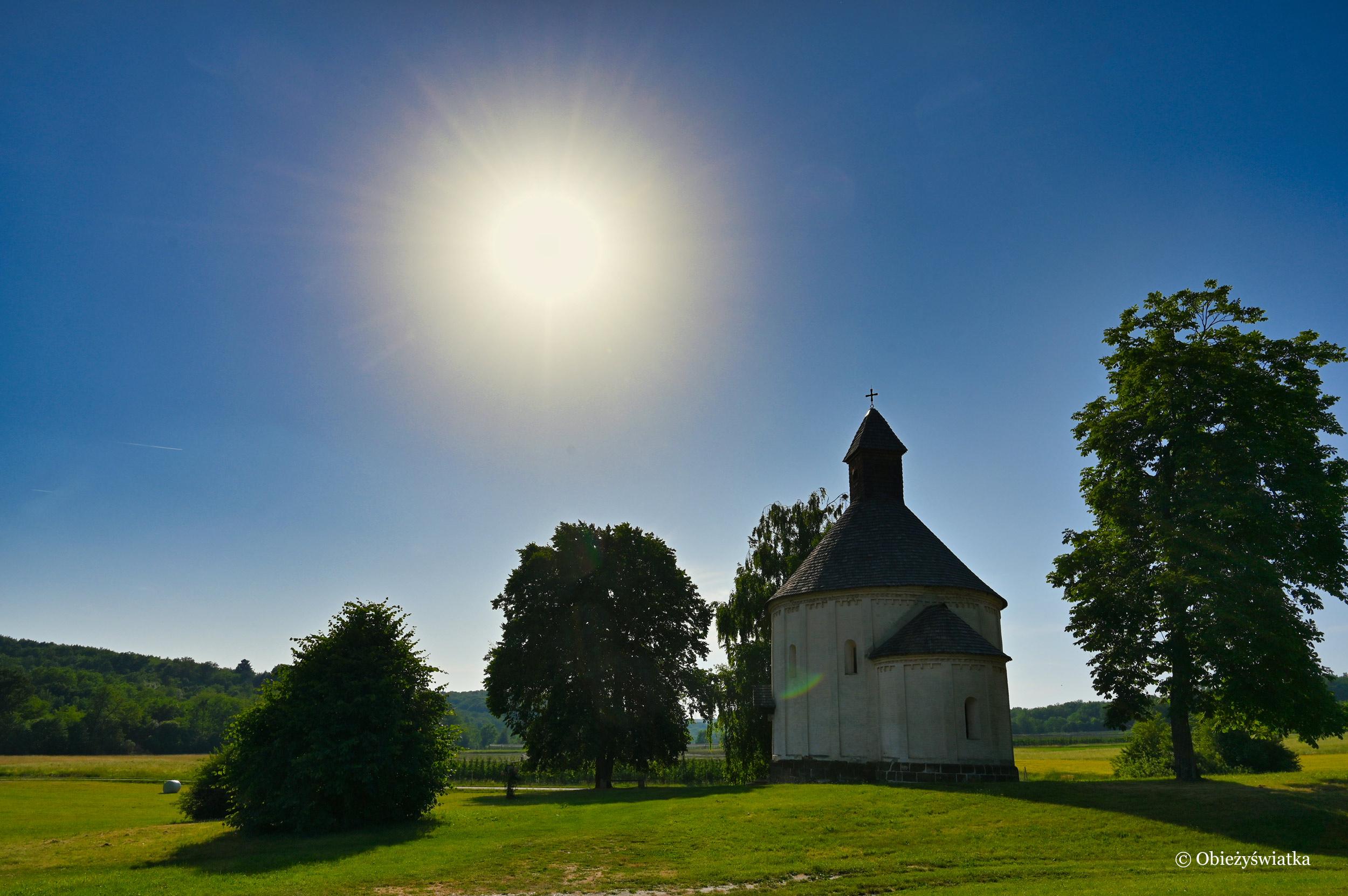 Romański kościółek w Selo, Słowenia