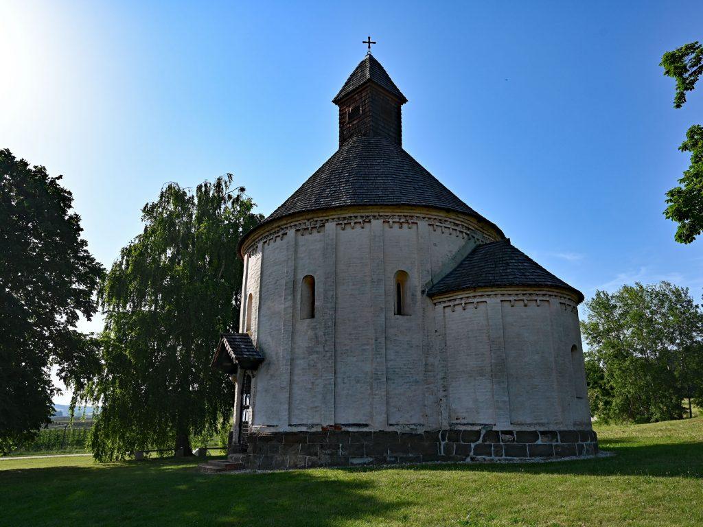 Rotunda św. Mikołaja, Selo, Słowenia