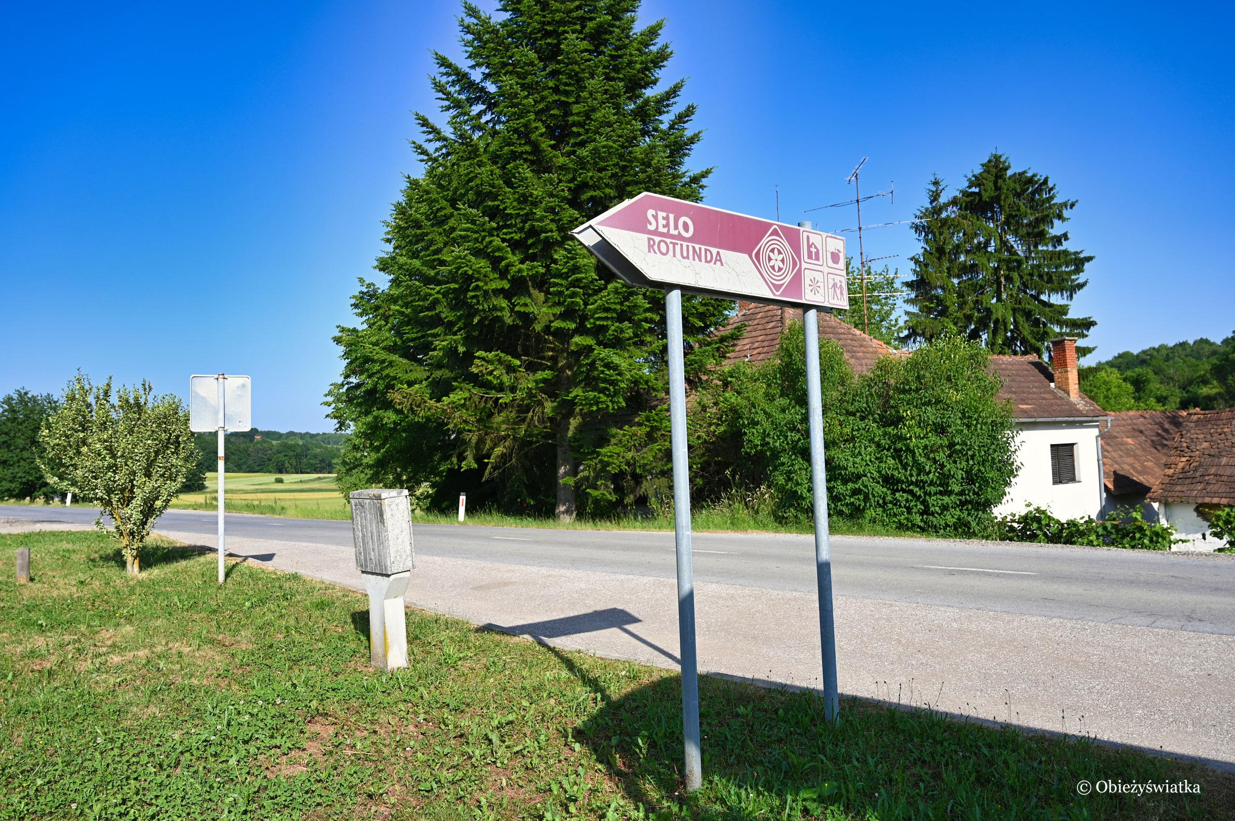 Szyld, Selo, Słowenia