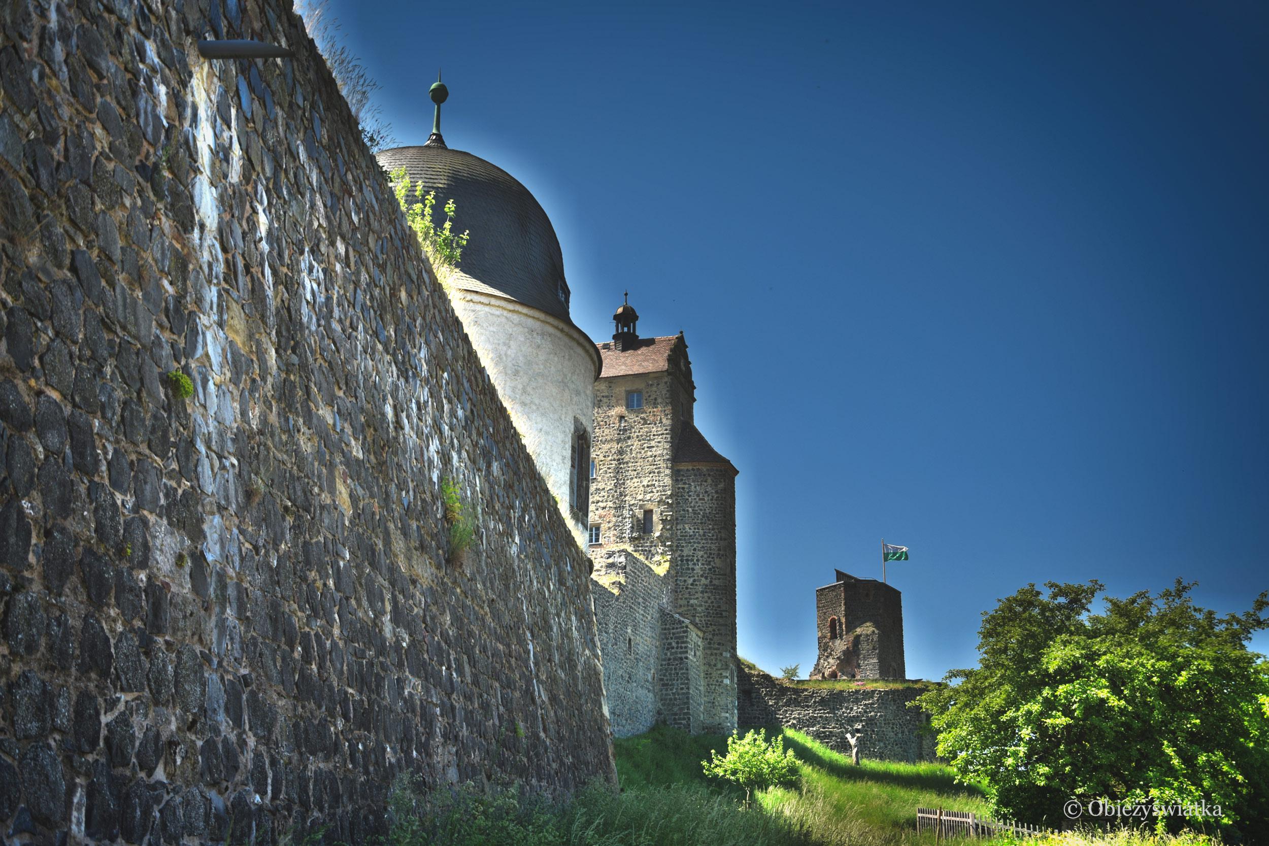 Wokół zamku Stolpen