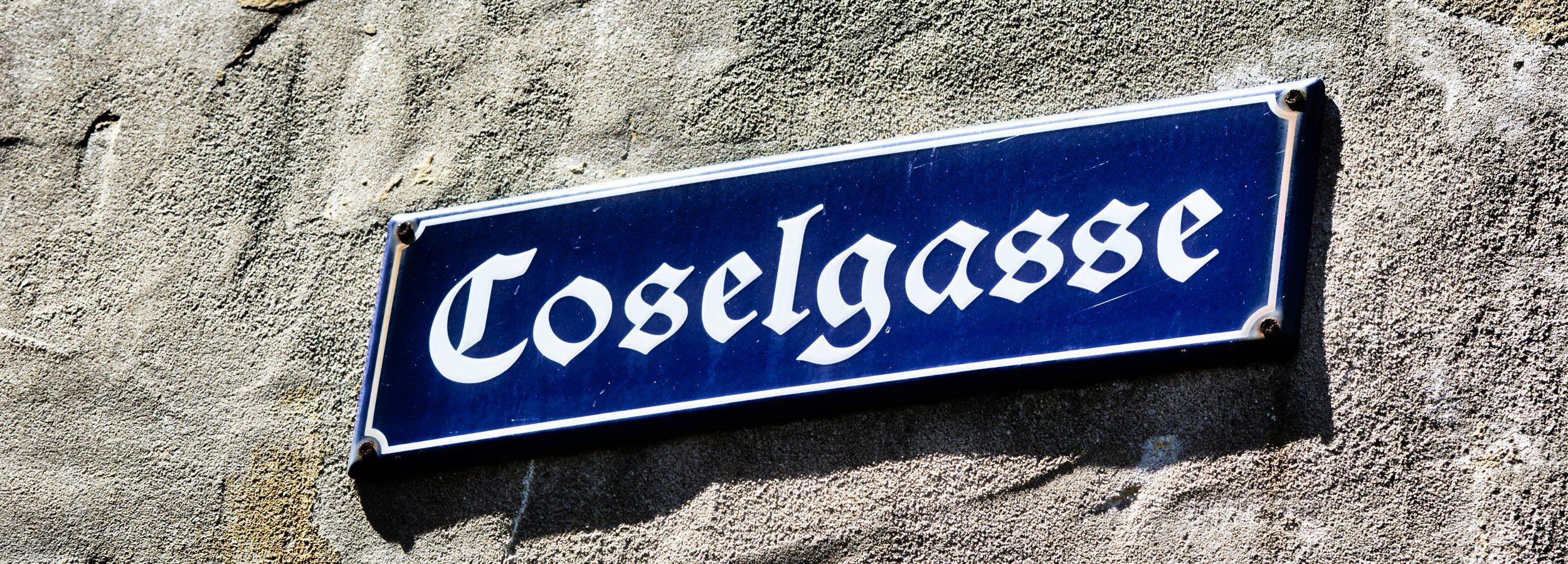 Ulica hrabiny Cosel