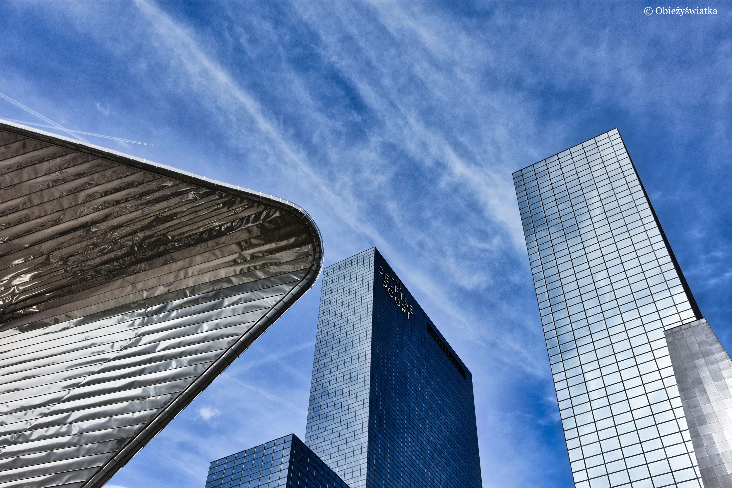 Wieżowce, Rotterdam