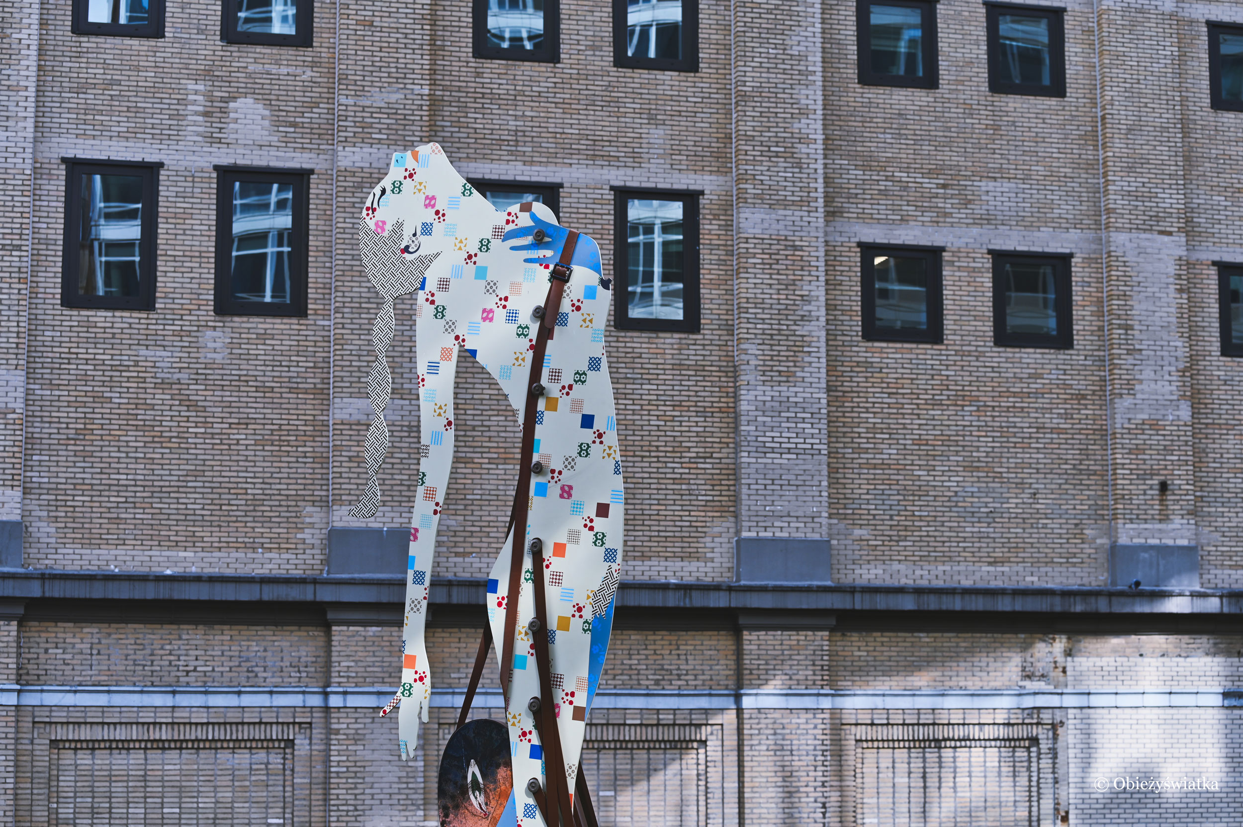 Lara Schnitger: Sister of the Road, The High Line