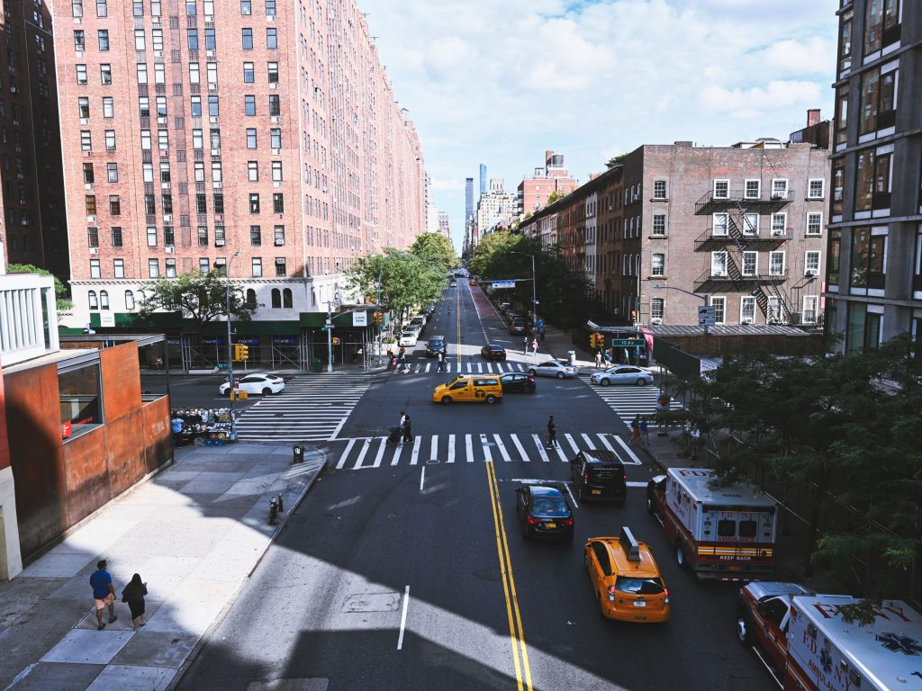 The High Line, Nowy Jork