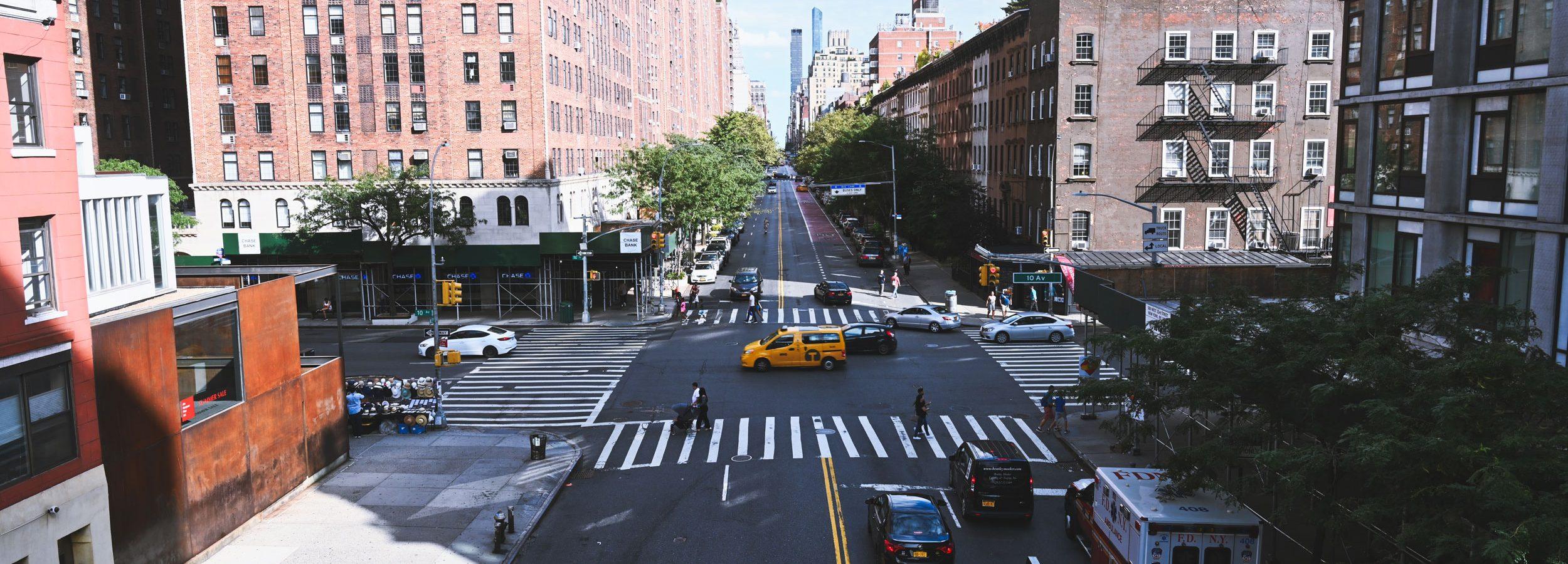 The High Line, Nowy Jork