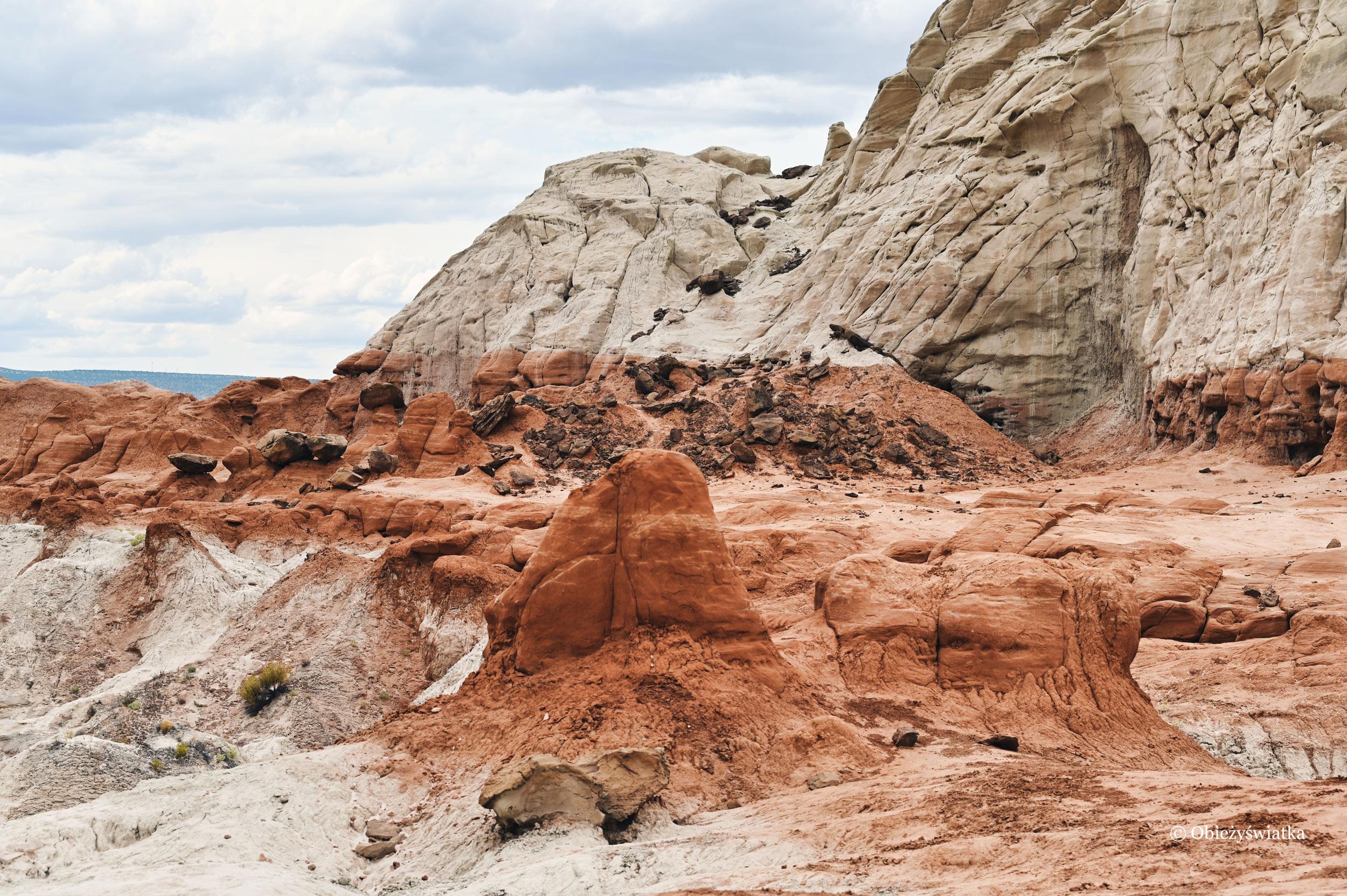 Typowy krajobraz stanu Utah