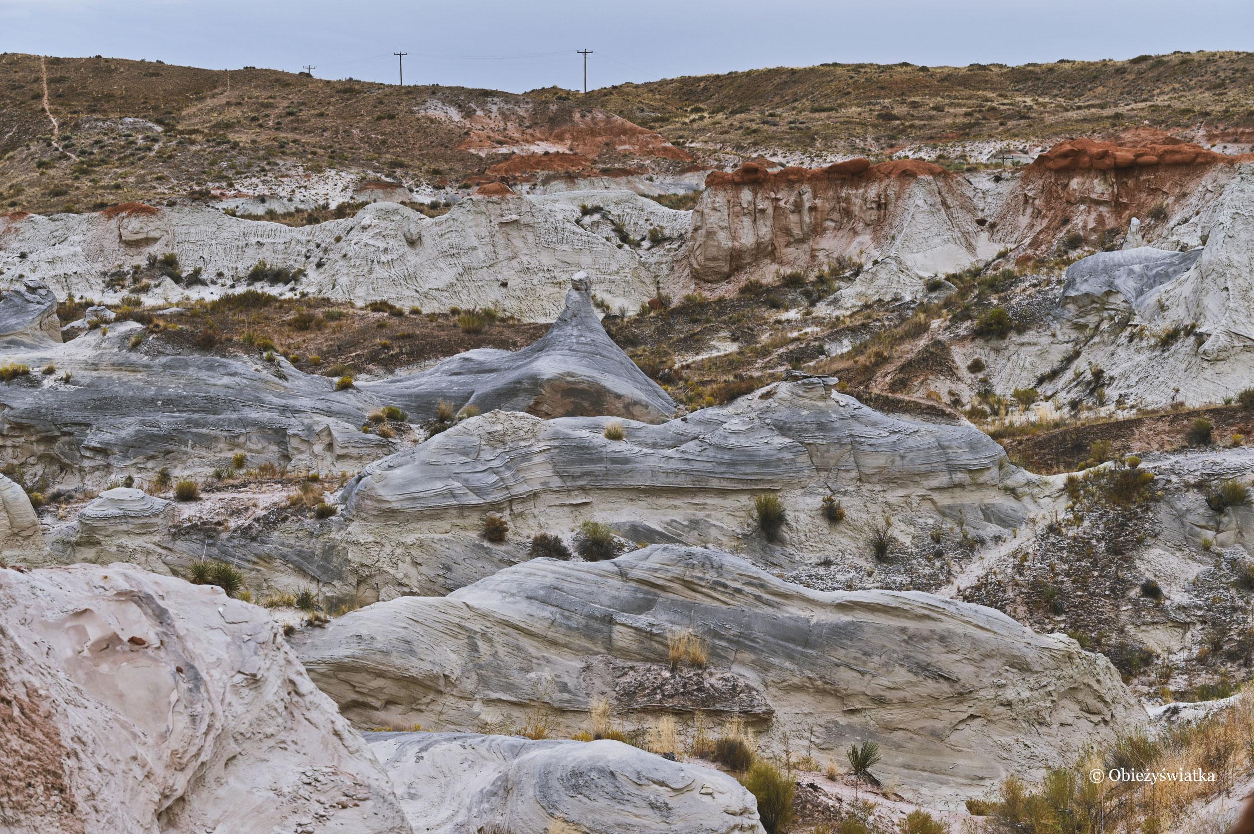 Kolorowo, Hoodoos, Toadstools Trail, Utah