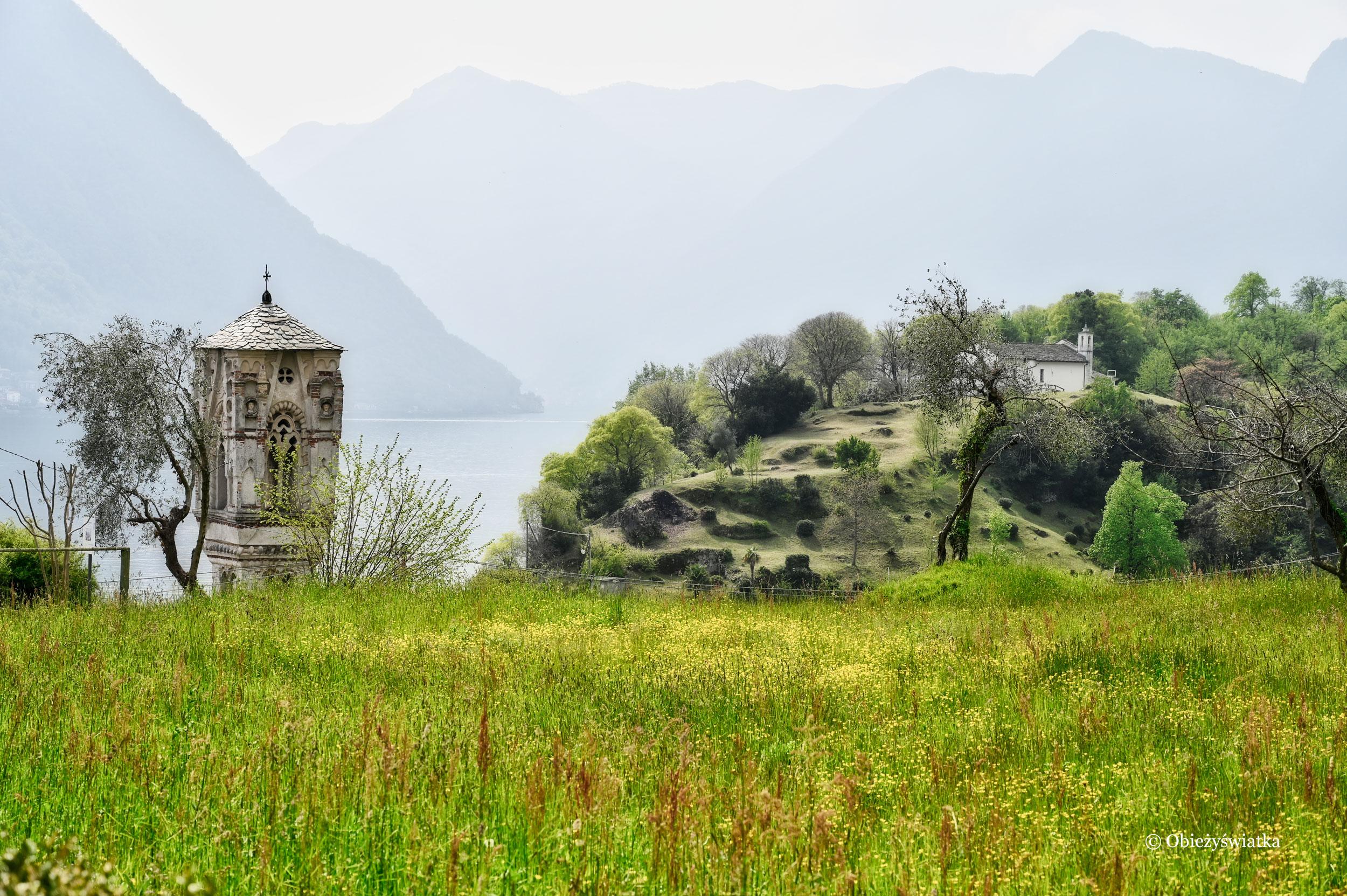 Nad Lago di Como, Włochy