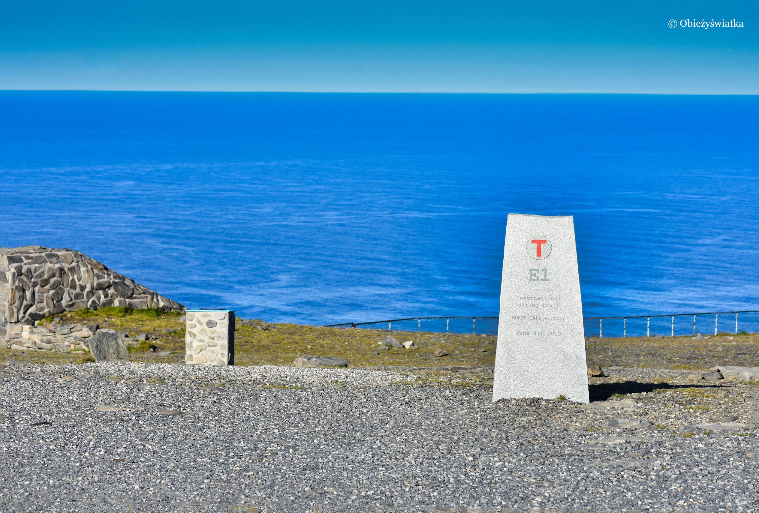 Teren Przylądka Północnego, Nordkapp, Norwegia