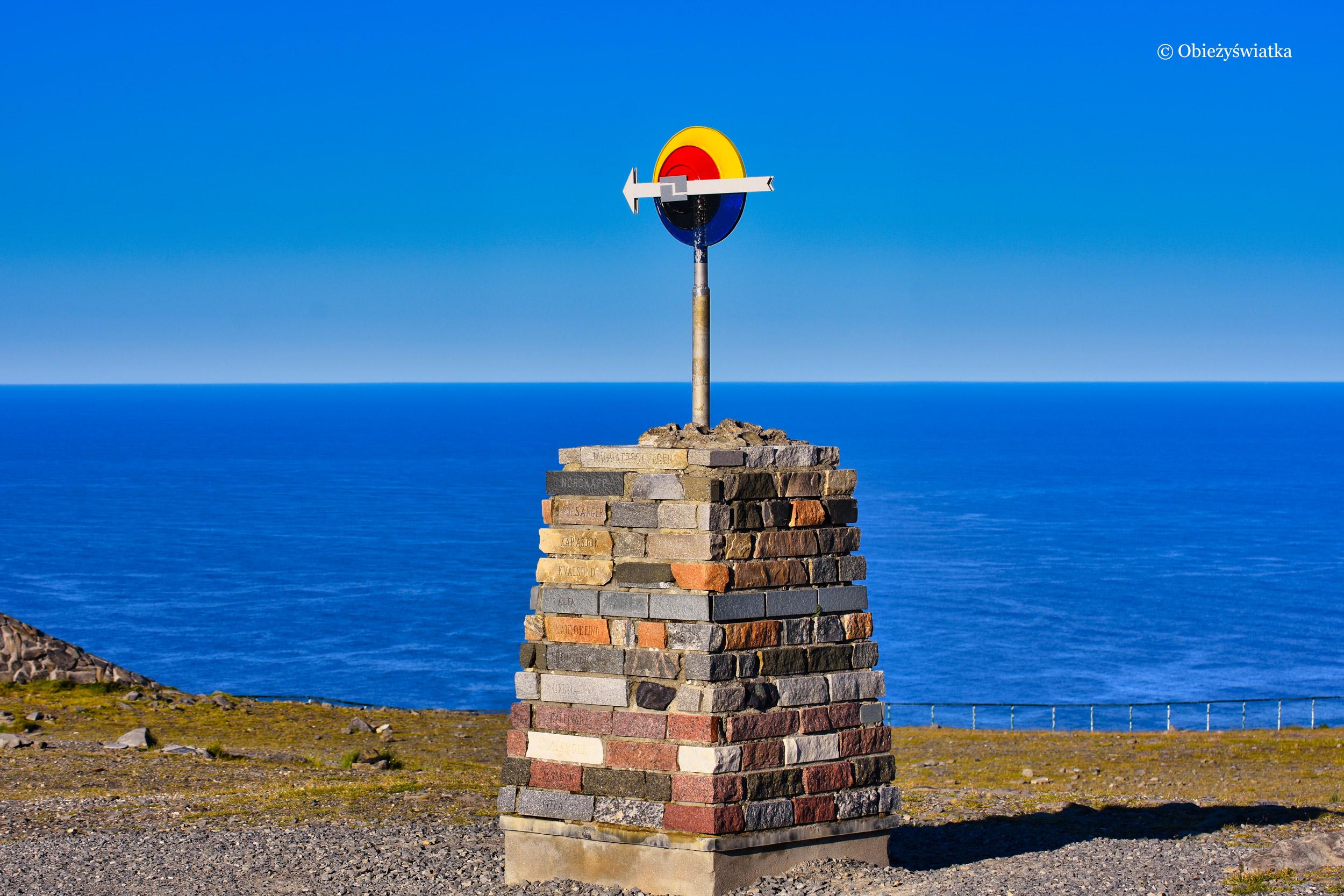Nordkapp - Przylądek Północny, Norwegia