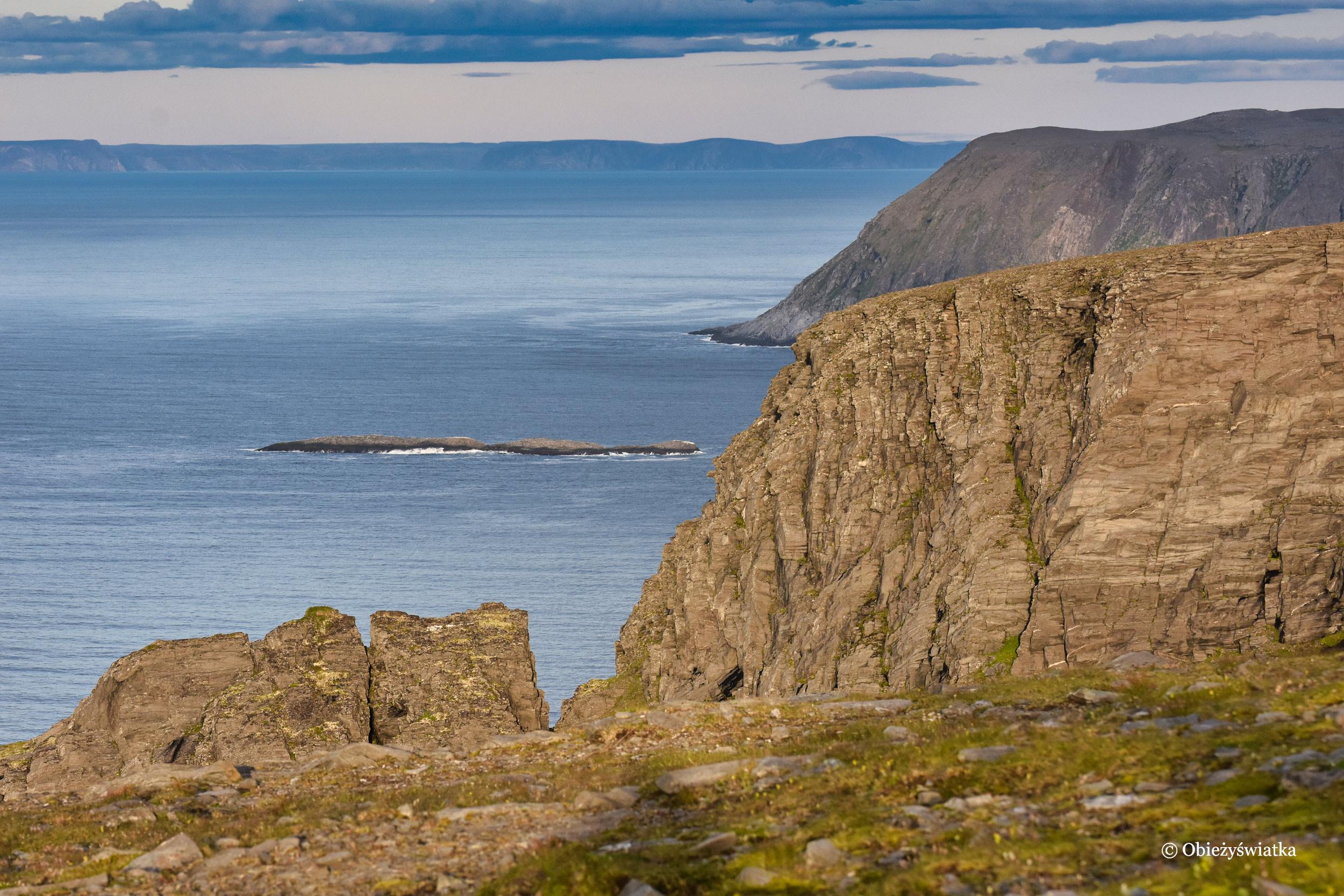 Skały Nordkappu, Przylądek Północny