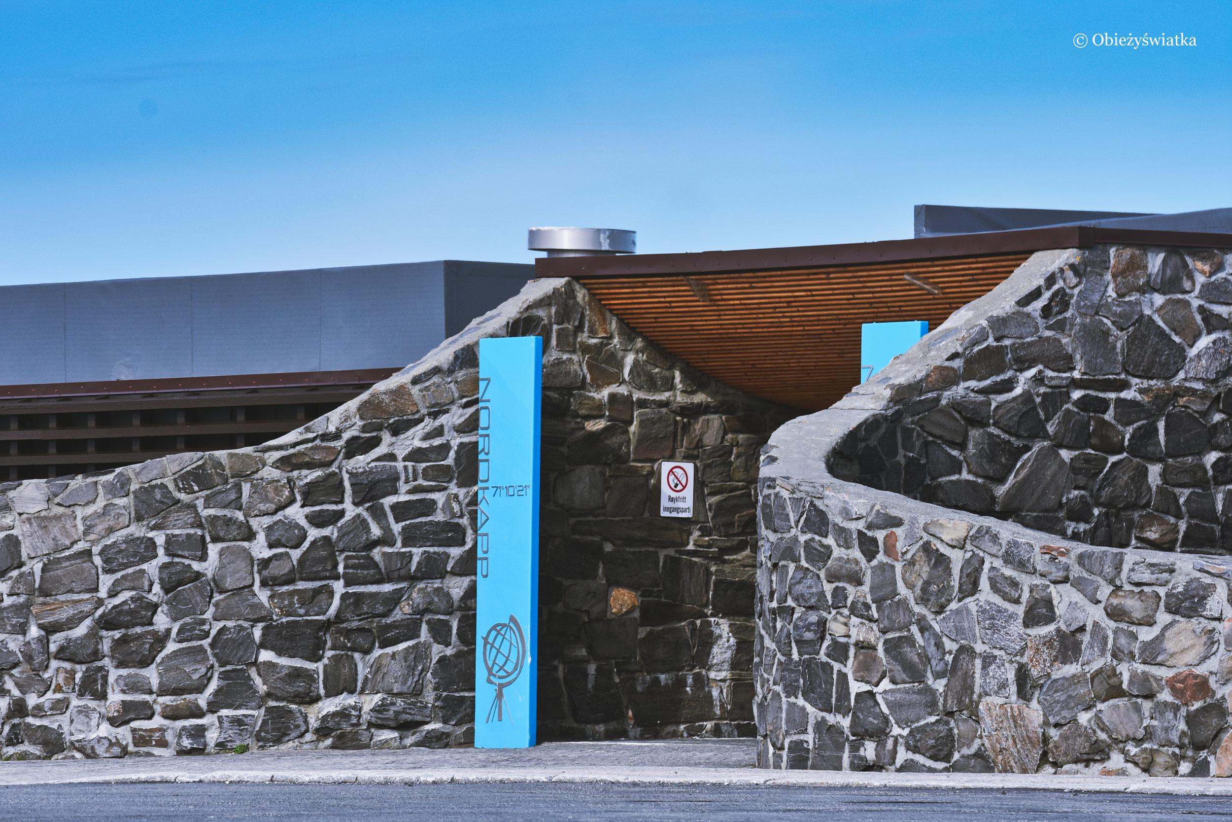 Hala - Nordkapp - Przylądek Północny, Norwegia