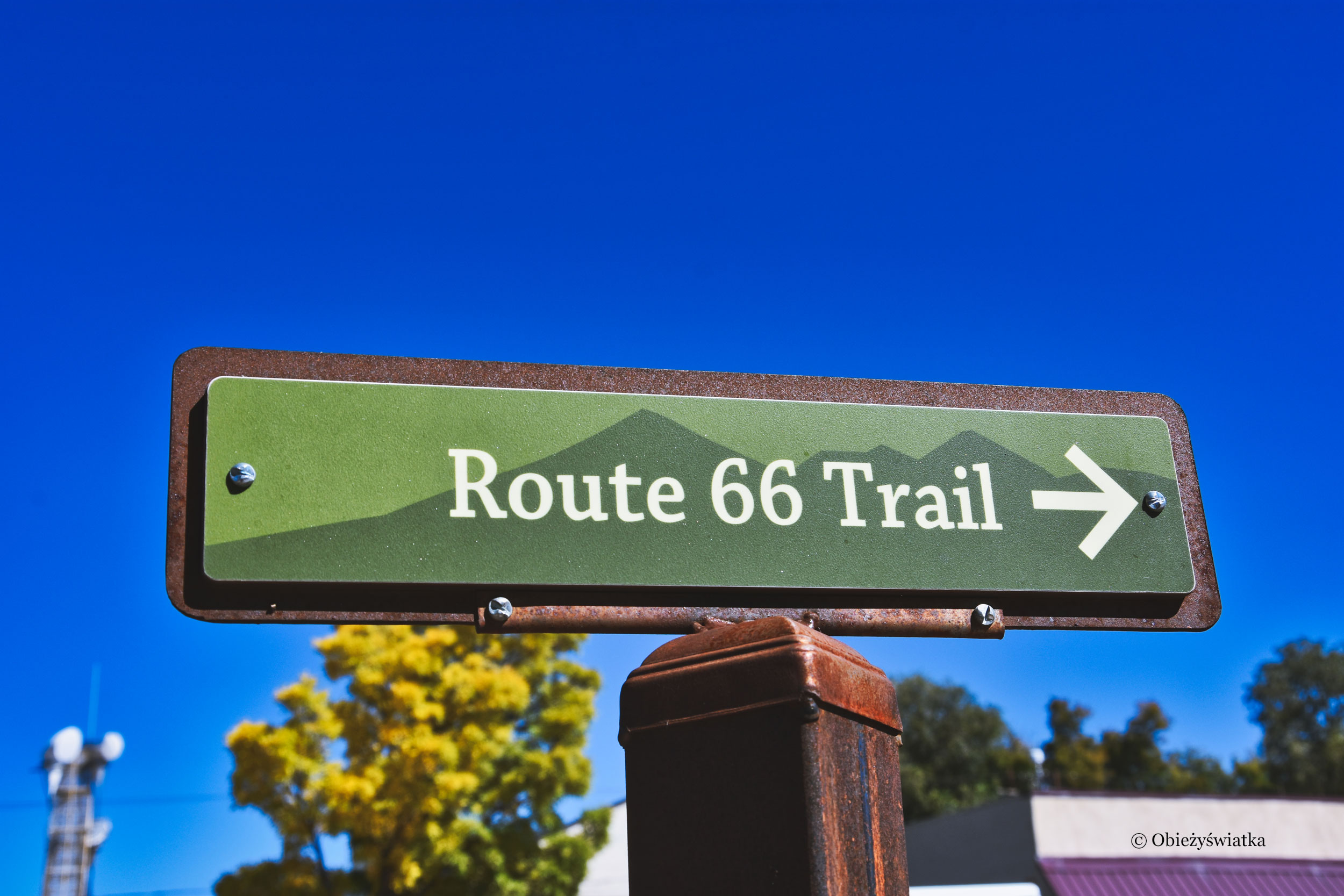 Route 66 Trail